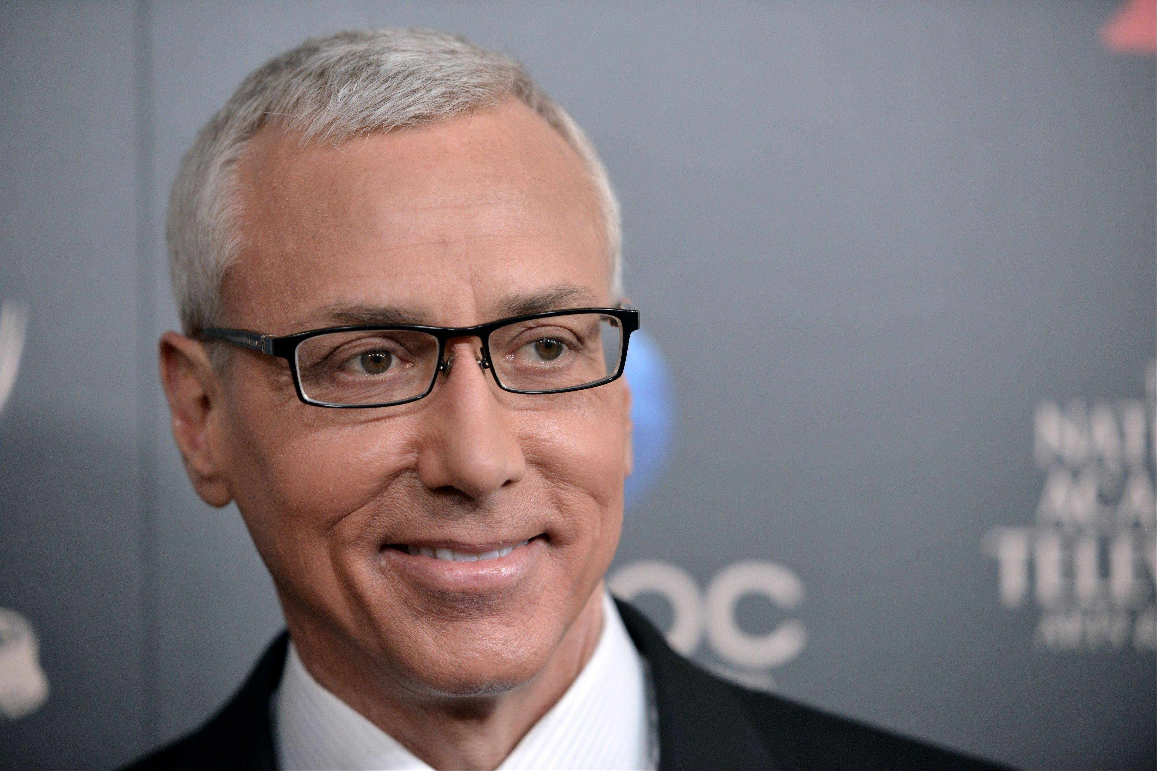 Dr. Drew Pinsky says he had his prostate removed earlier this year after discovering he had cancer. The host of HLN�s �Dr. Drew on Call� wrote Tuesday, Sept. 24, 2013, on the network�s site that he returned to work in 10 days after having a robotic prostatectomy in July.