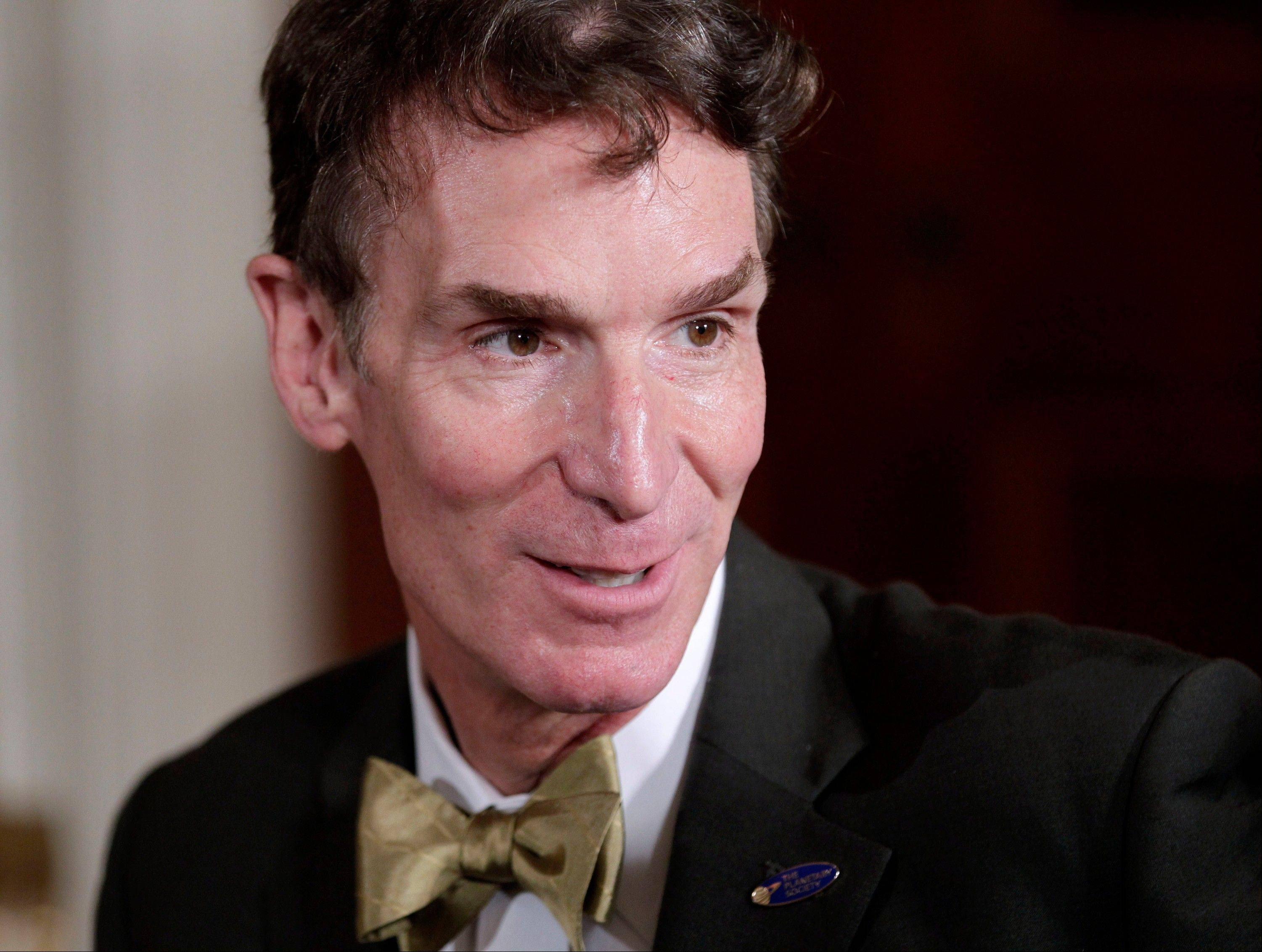 �Dancing With the Stars� producers said television personality Bill Nye received medical attention Tuesday after he was hurt during his most recent performance.