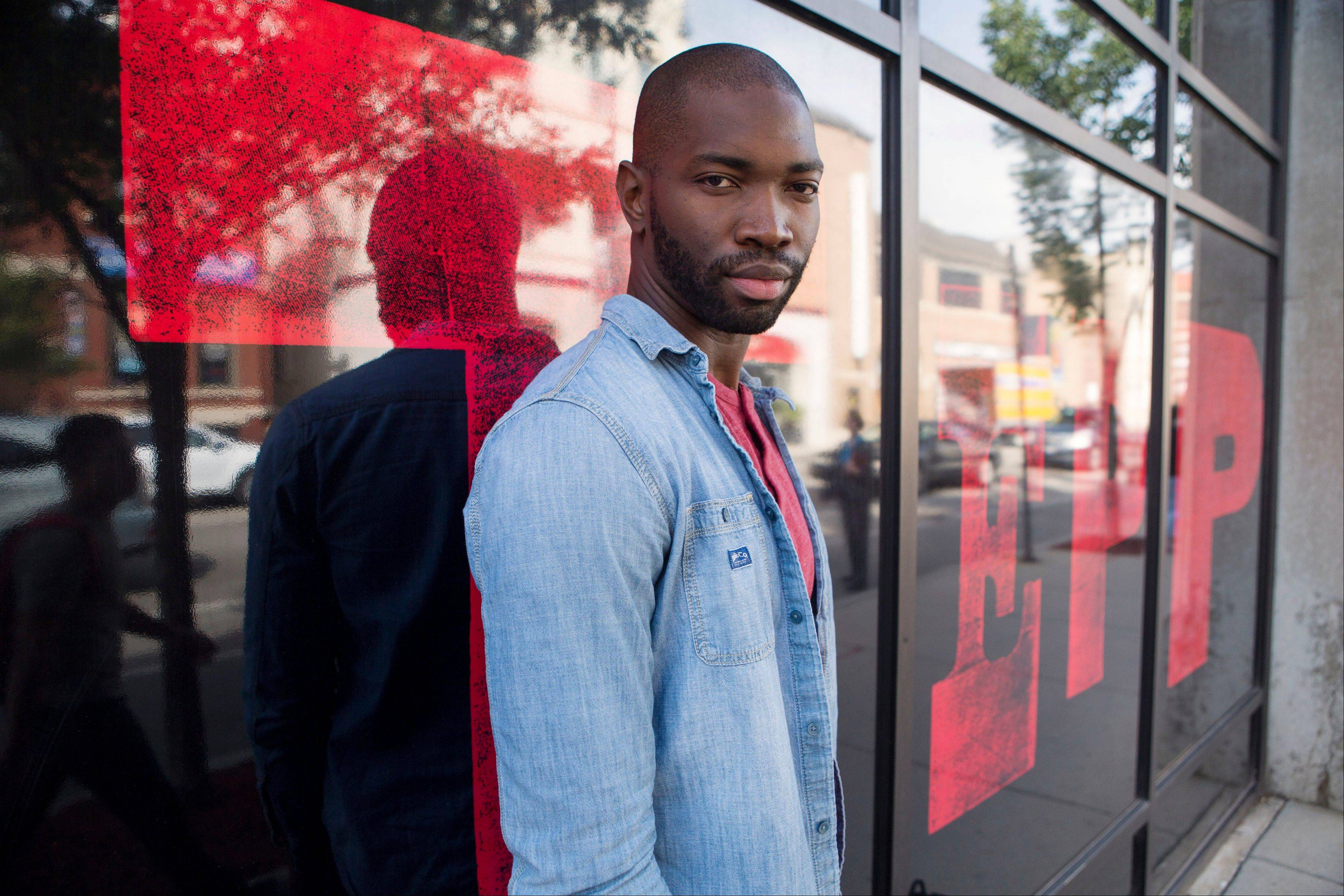 Playwright Tarell McCraney, an ensemble member with the Steppenwolf Theatre Company in Chicago, is among the 24 recipients named Wednesday, Sept. 25, 2013, to receive a $625,000 �genius grant� from the MacArthur Foundation.