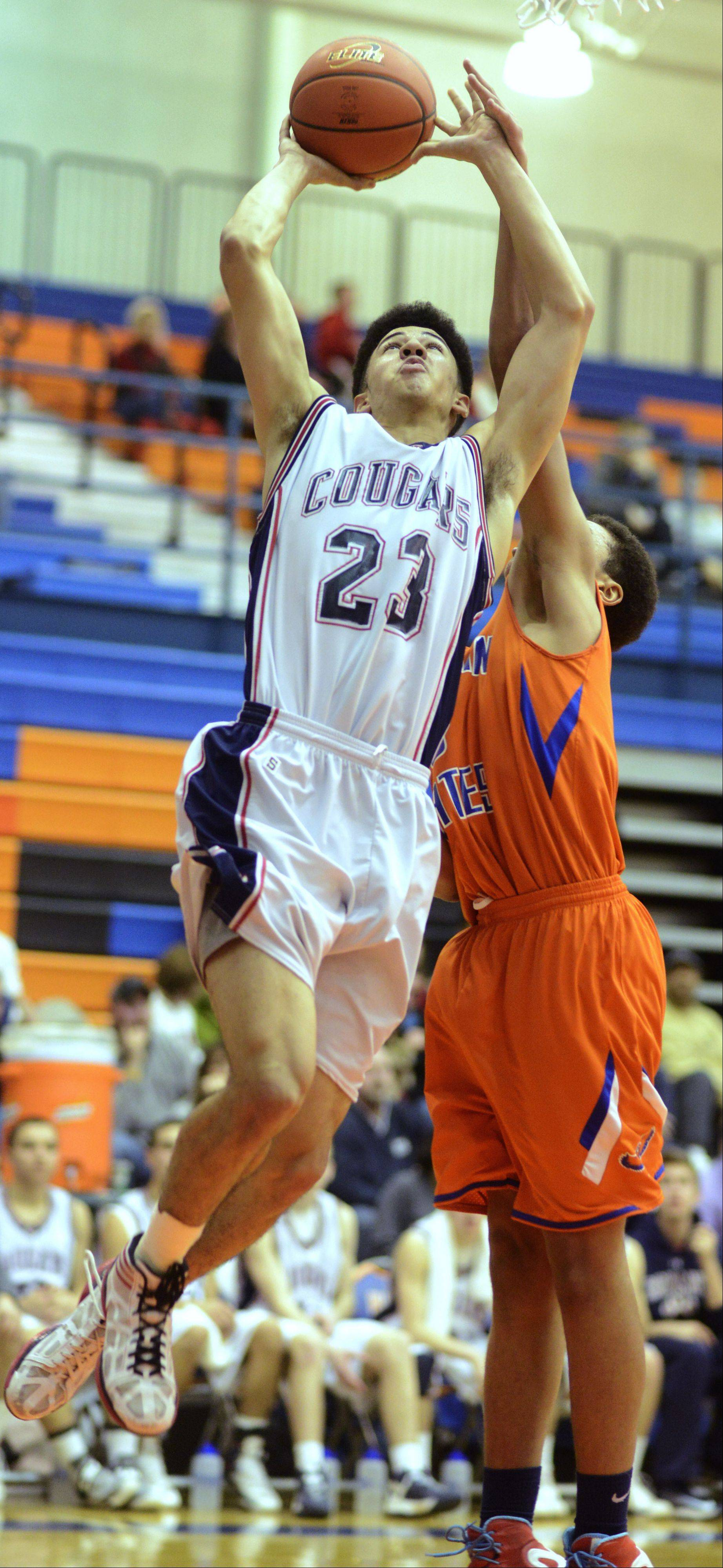 Hard work and perseverance served Conant�s Robert Hudson well in his drive to play basketball collegiately.