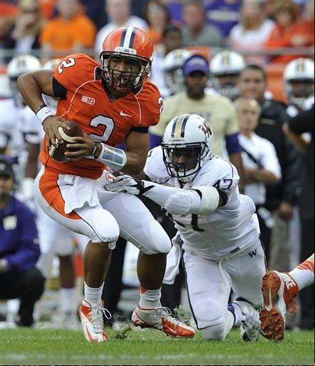 Illinois, N. Carolina schedule games for 2015, '16