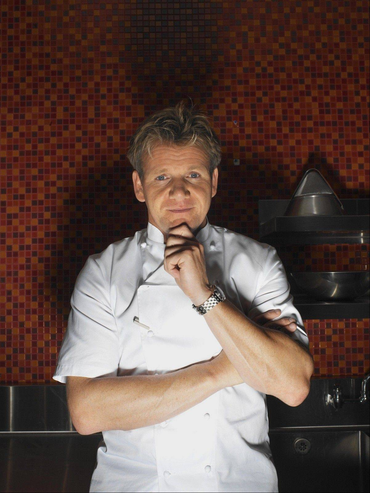 "Award-winning chef Gordon Ramsay is executive producer of ""Food Court Wars,"" which will be making an episode at Spring Hill Mall in West Dundee, according to officials."
