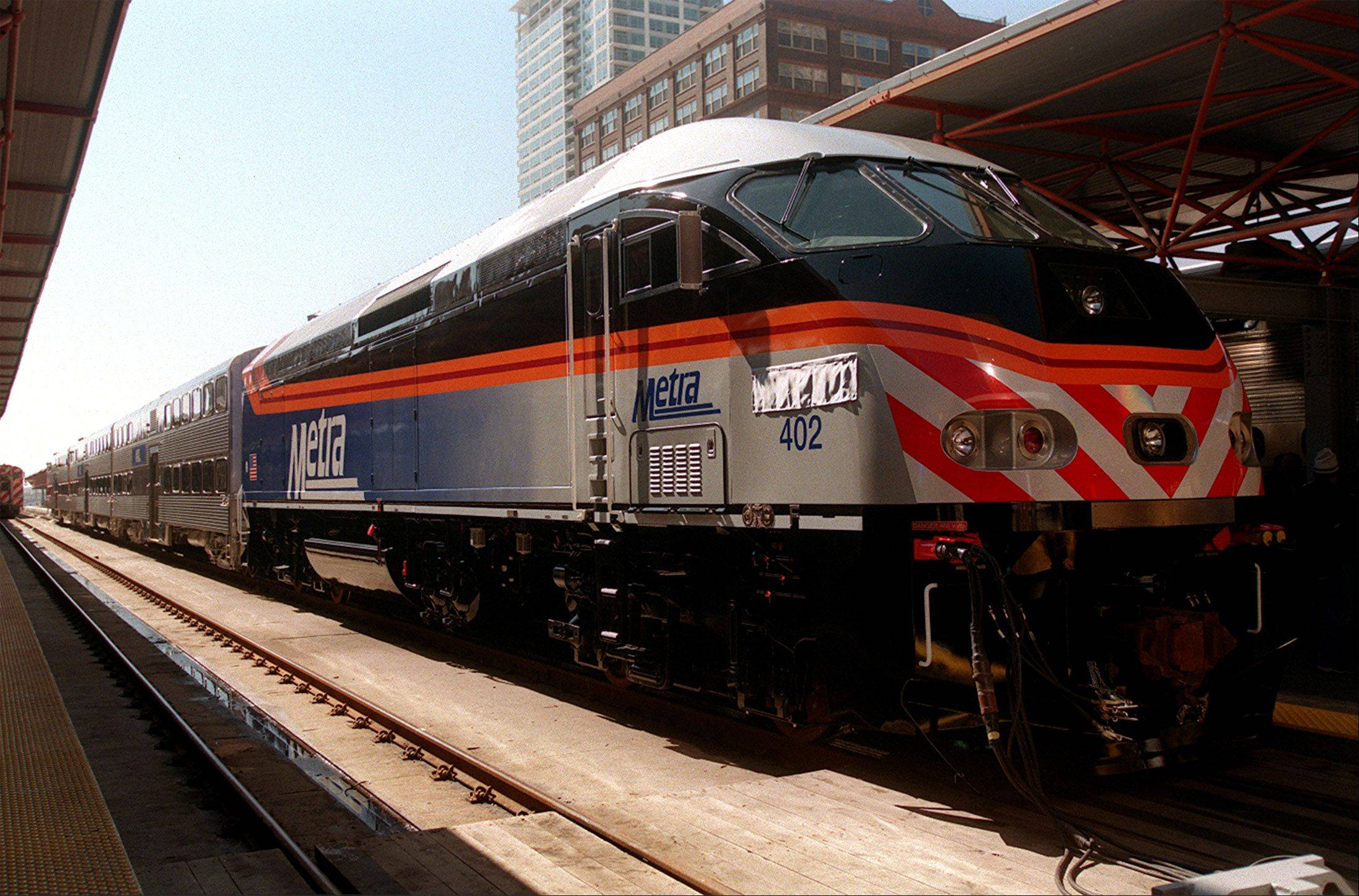 The heads of mass transit agencies around Chicago are getting a chance to give public testimony in front of a panel charged with reforming transportation in the region.