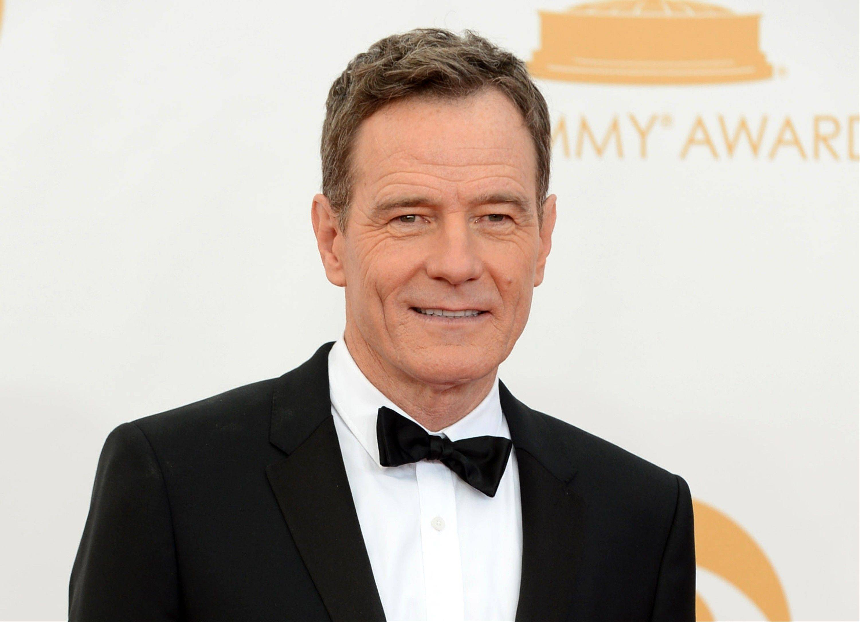 "CBS says ""Breaking Bad"" star Bryan Cranston is coming back to ""How I Met Your Mother."" Cranston will reprise his role as Hammond Druthers, who was Ted's old boss until he had a meltdown."