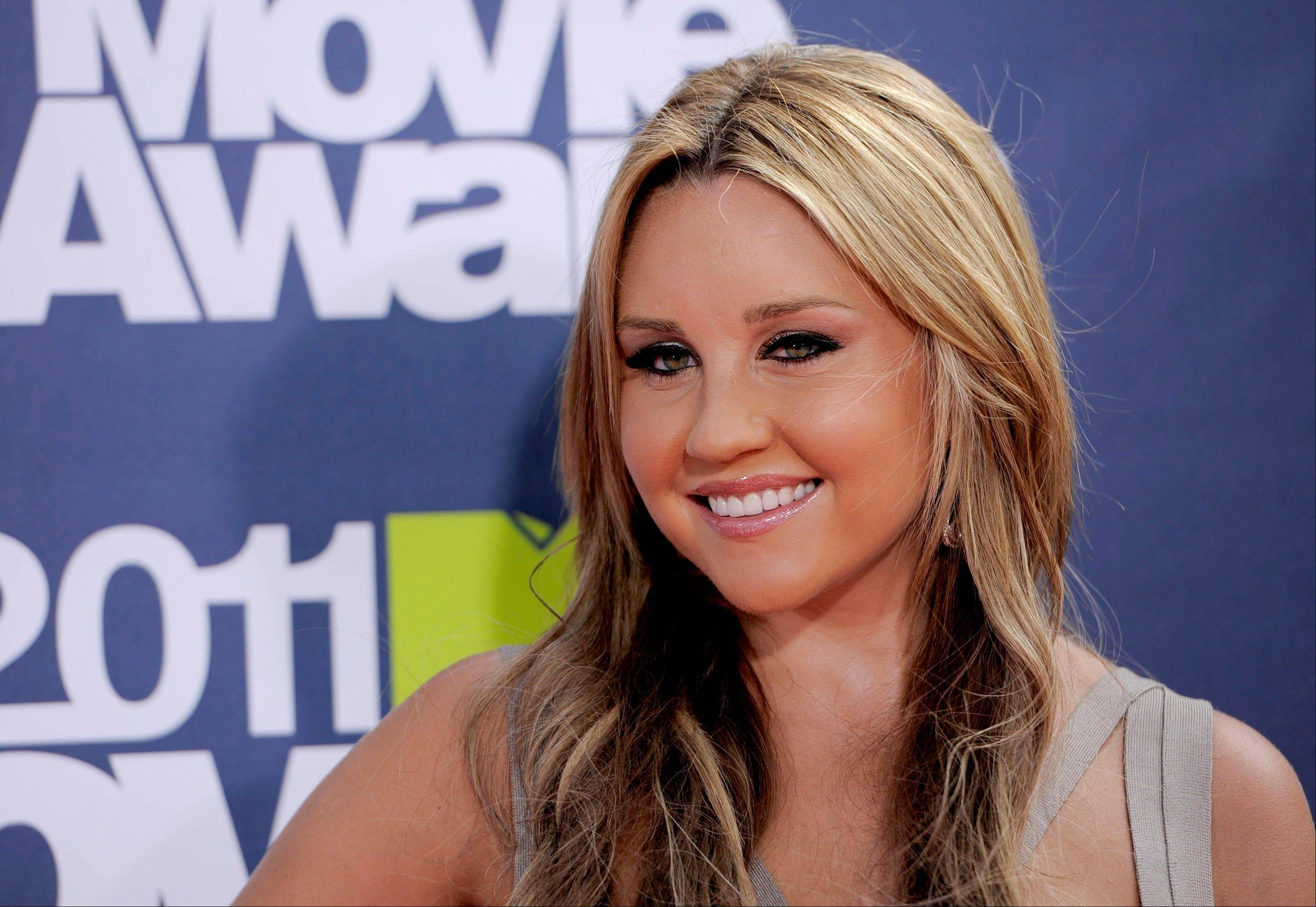 A New York lawyer for troubled star Amanda Bynes says he thinks her bong-throwing case will be resolved soon. The actress did not appear in court Thursday, Sept. 26. She remains in a psychiatric hospital in California. She was charged earlier this year with reckless endangerment and marijuana possession. Police said they saw her heave a bong from her 36th floor Manhattan apartment.