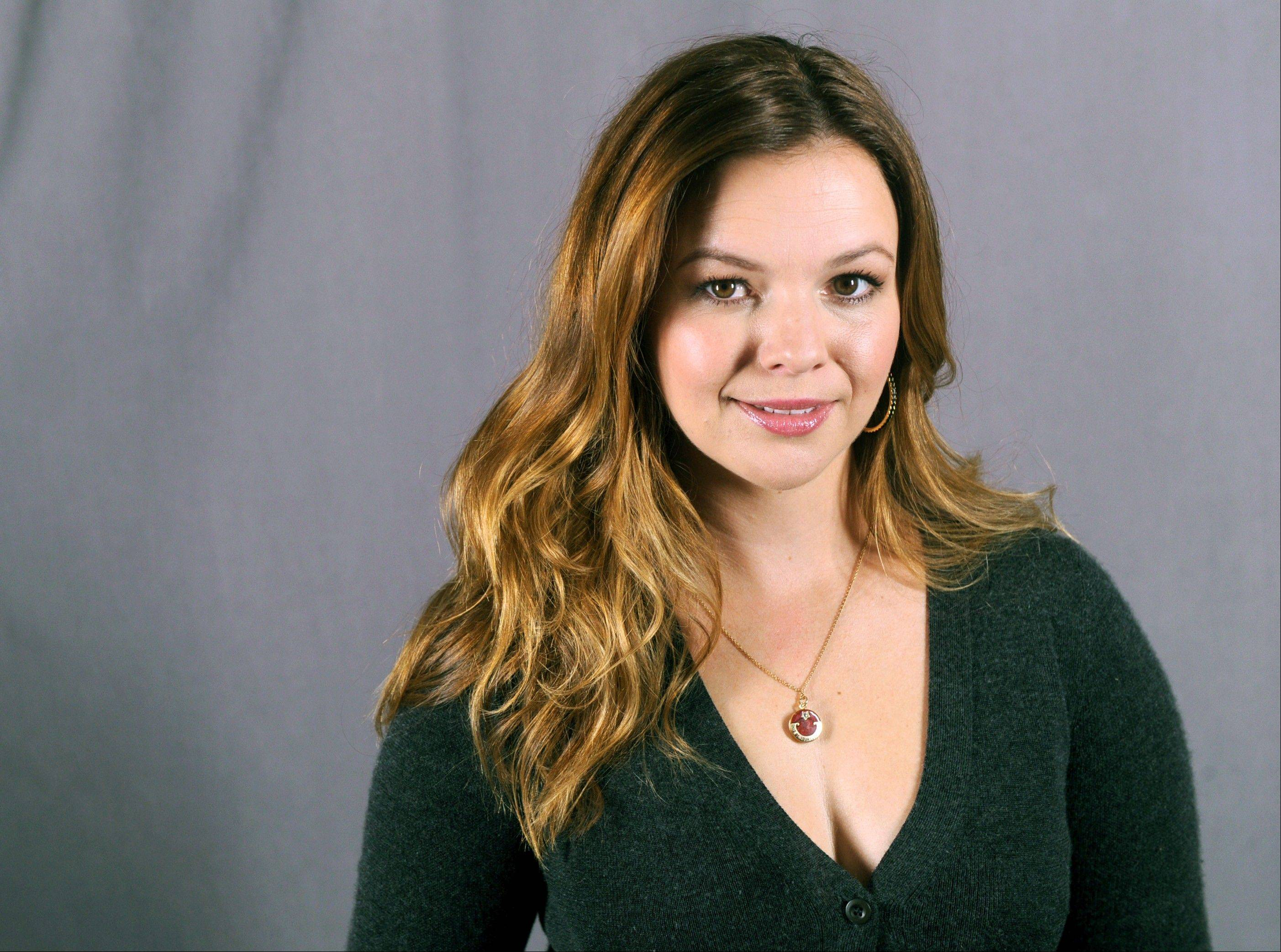 "Amber Tamblyn will guest star as Charlie Harper's daughter in the upcoming season of the comedy series ""Two and a Half Men."""