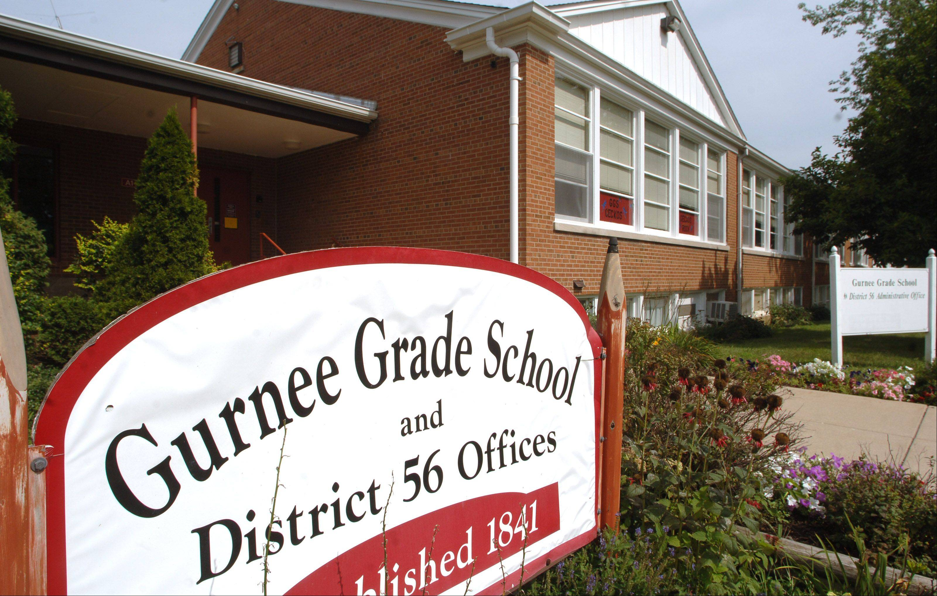 Demolition of the old Gurnee Grade School will begin Monday, Sept. 30.