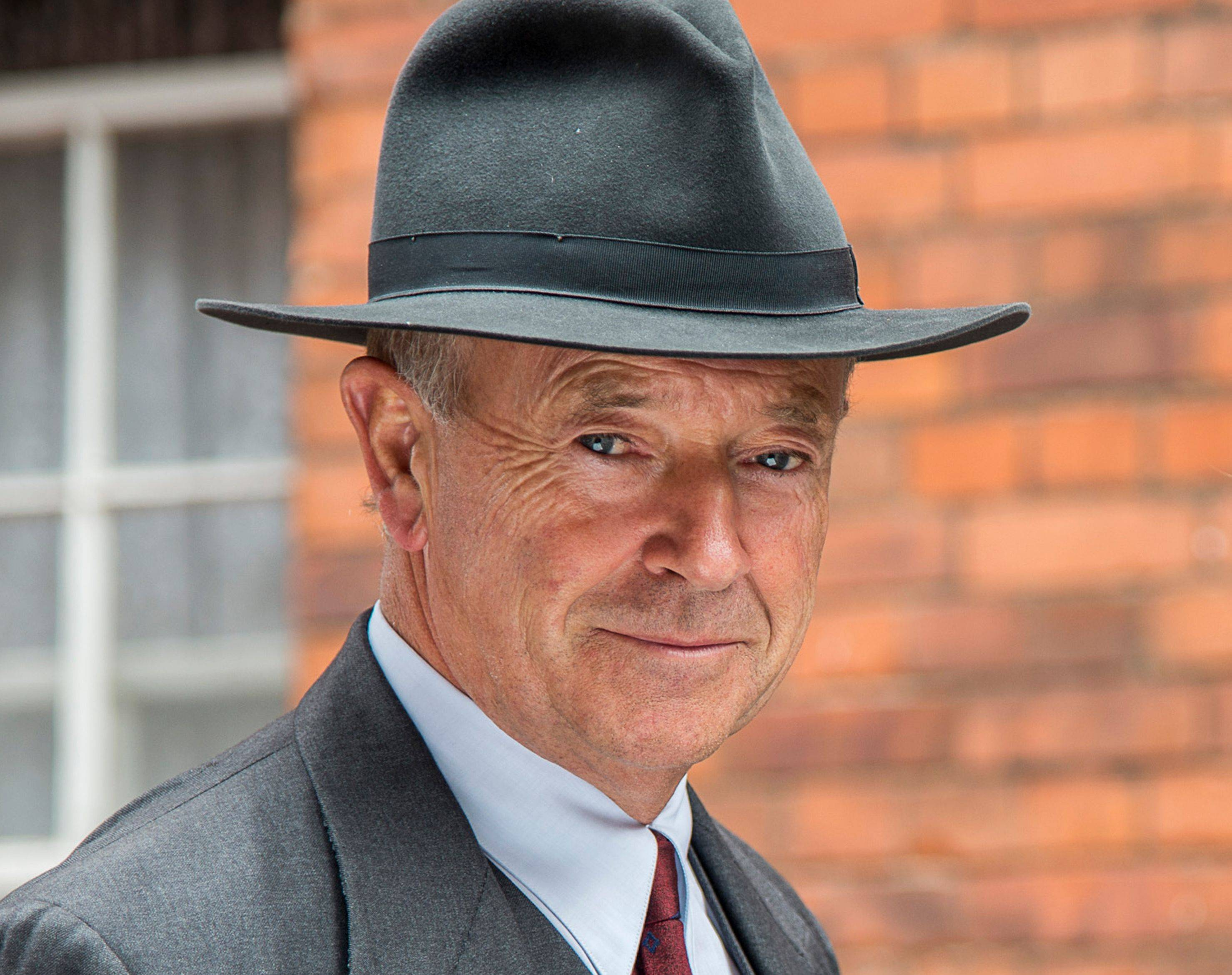 "Precision is Michael Kitchen's hallmark, such as the level gaze or tilt of the head he uses to great effect in ""Foyle's War,"" which wraps its latest PBS season at 8 p.m. Sunday."