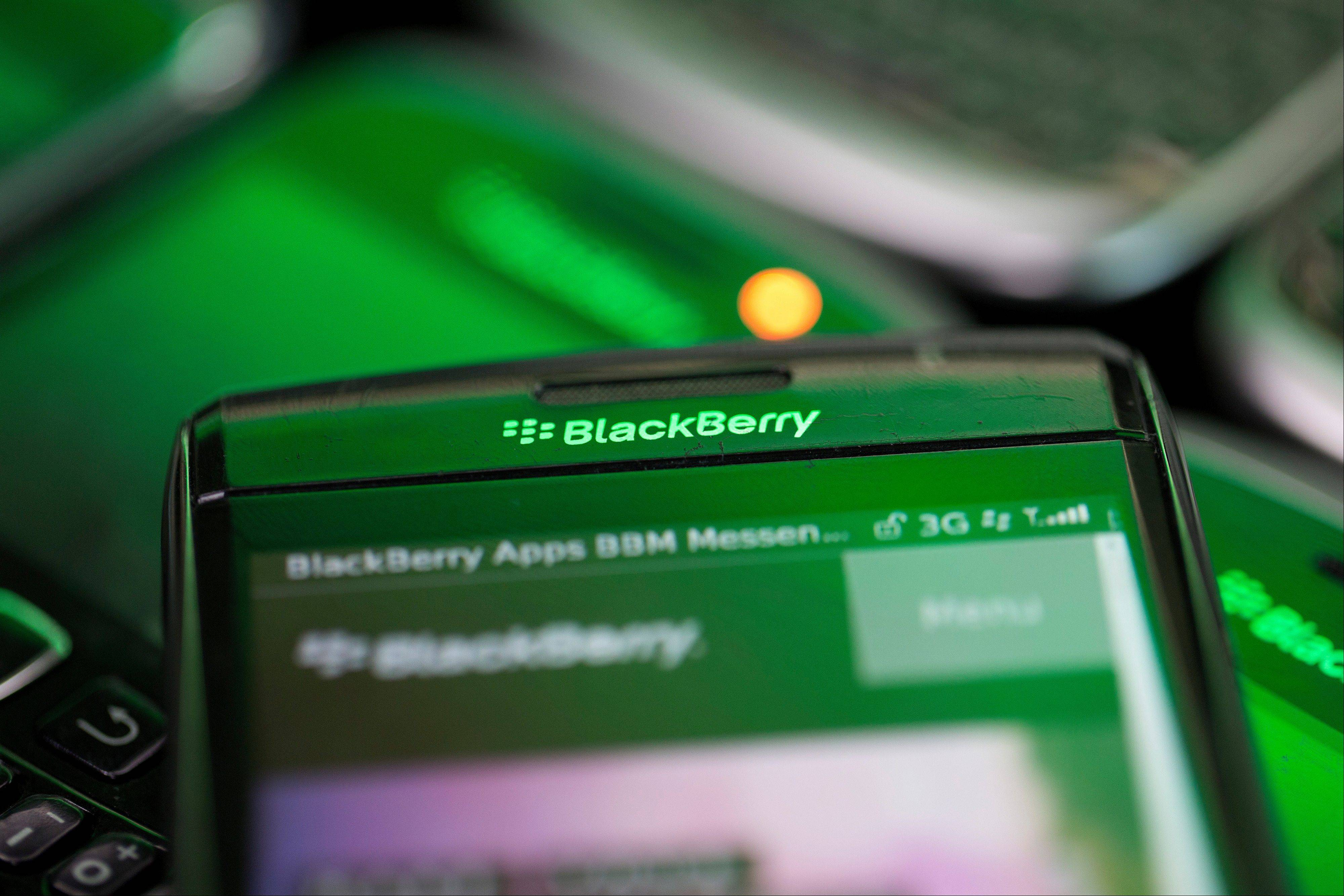 The federal government is BlackBerry's biggest customer, and even as the rest of the world dumps the firm's smartphone for Samsung Galaxys and iPhones, the app-deprived BlackBerry remains a Washington stalwart.