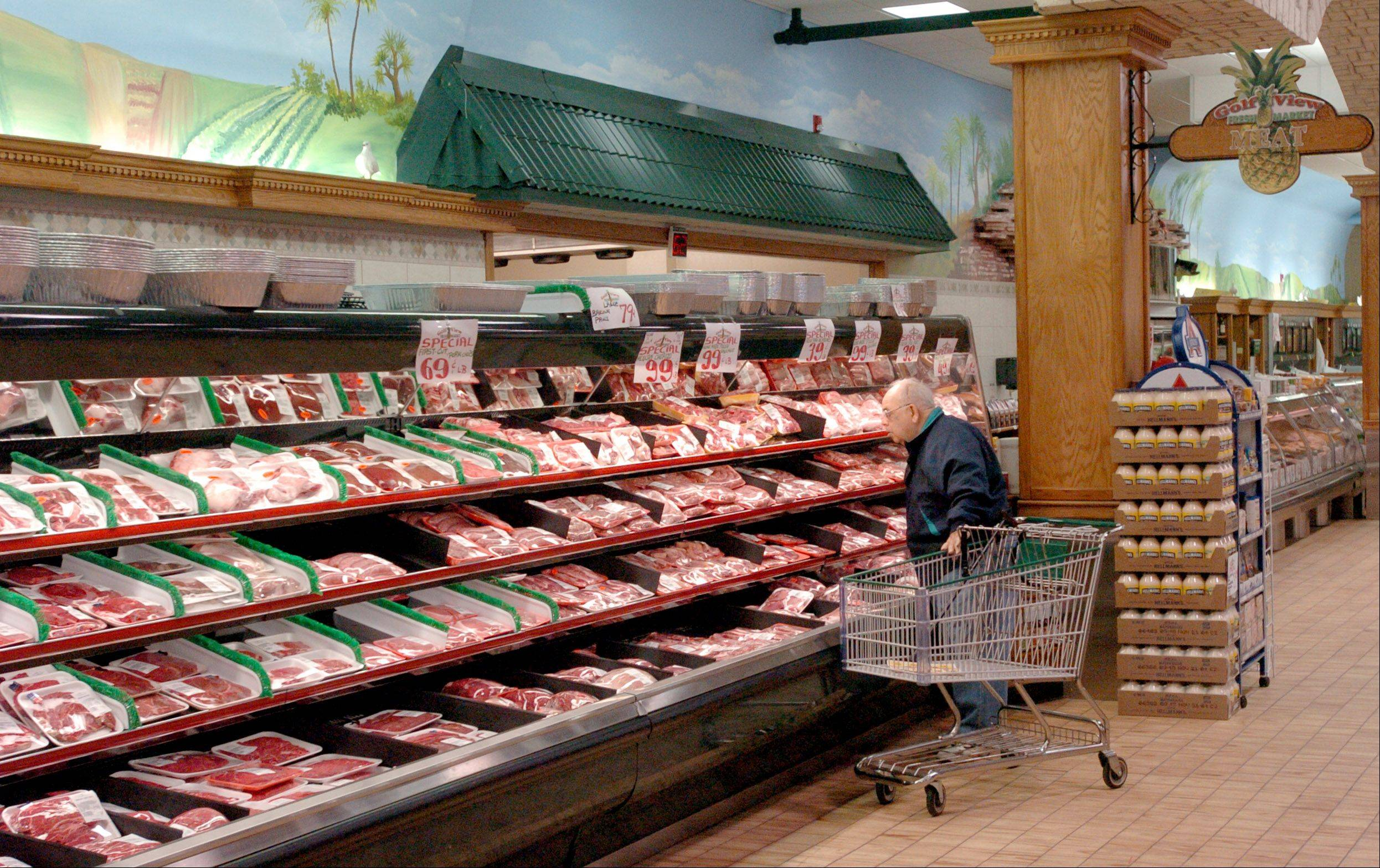 "Browsing the meat section at the supermarket, labels abound for organic meat, kosher meat and meat raised without antibiotics or hormones. Terms such as ""antibiotic-free,"" ""kosher,"" ""natural"" and ""organic"" blur together in many shoppers' minds, even though they mean very different things."
