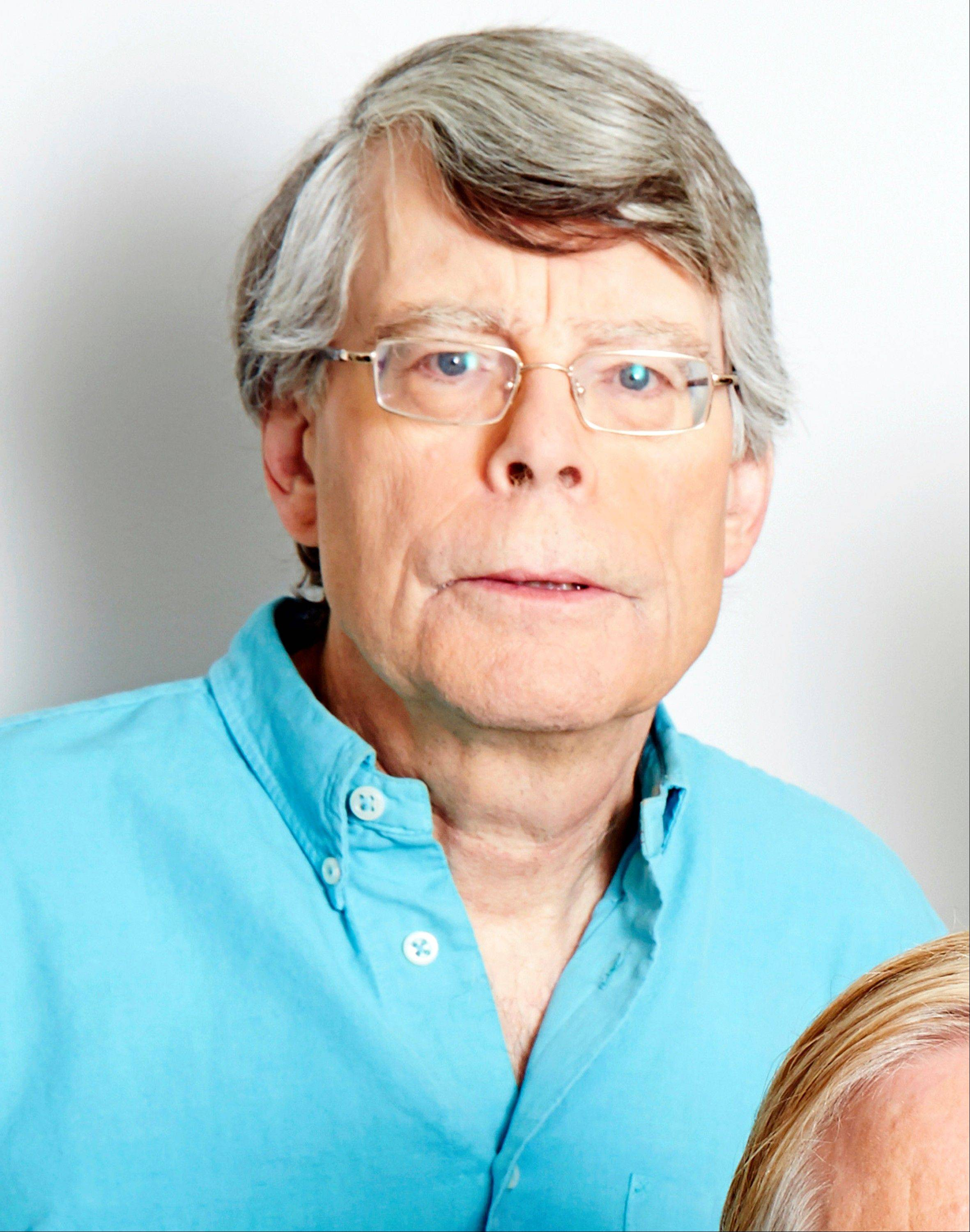 Author Stephen King�s latest book, �Doctor Sleep,� was released on Tuesday.