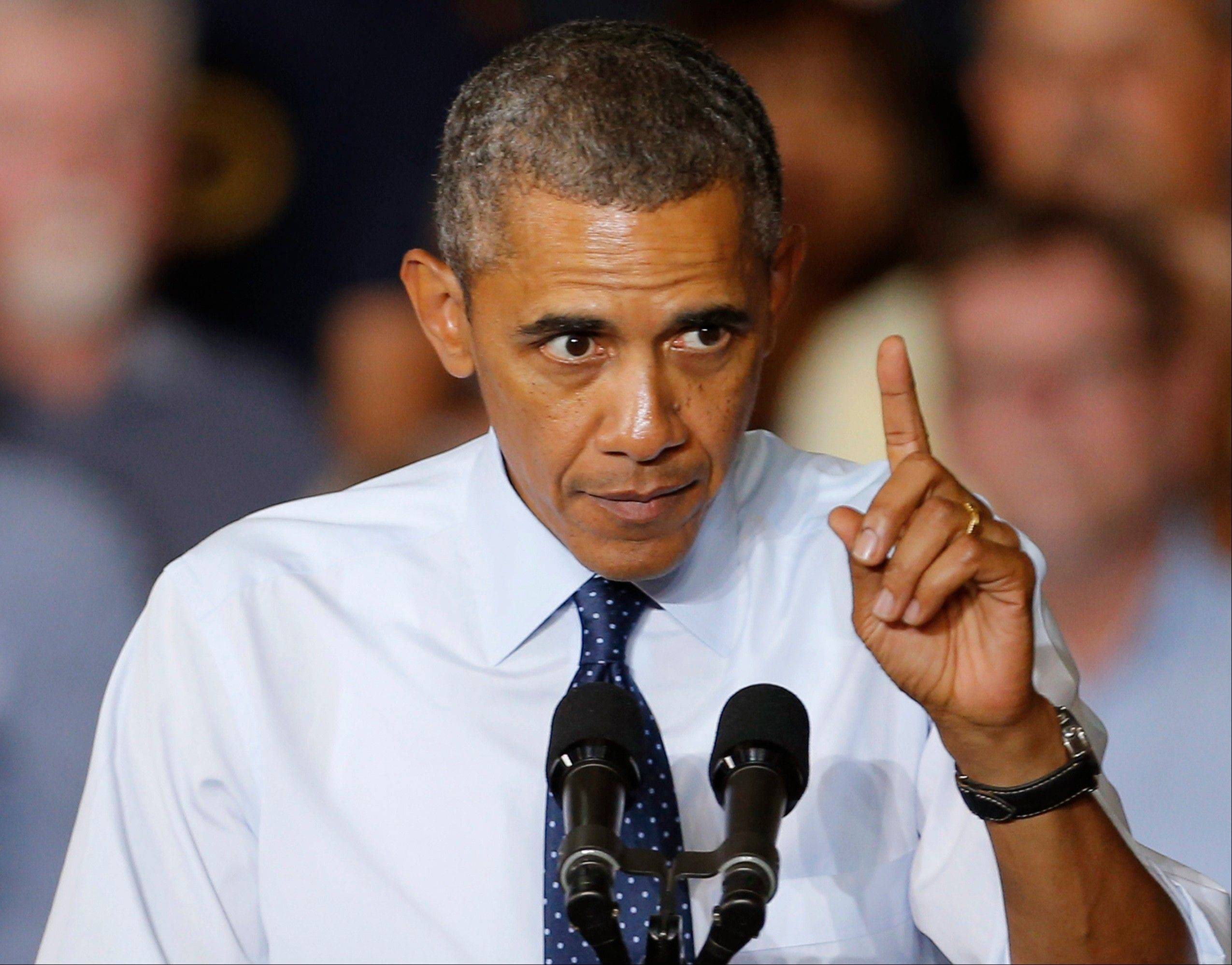 President Barack Obama is the insurance industry's most powerful pitchman these days as he drums up interest in the health insurance markets opening for business Tuesday. Whatever the merits of his product, there are reasons for the buyer to beware of his rhetoric.