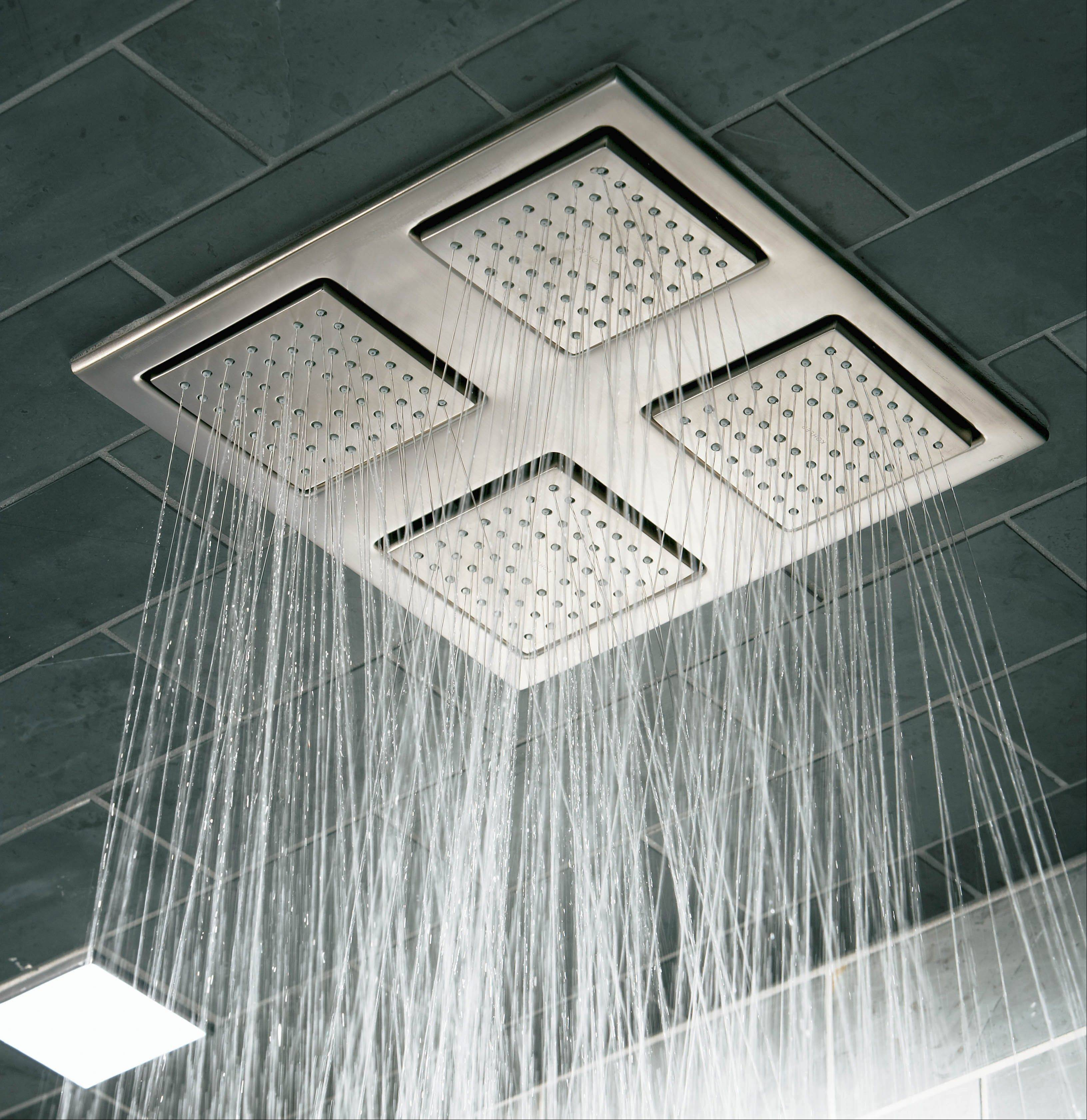 Residential recirculating systems can get hot water quickly to your shower.