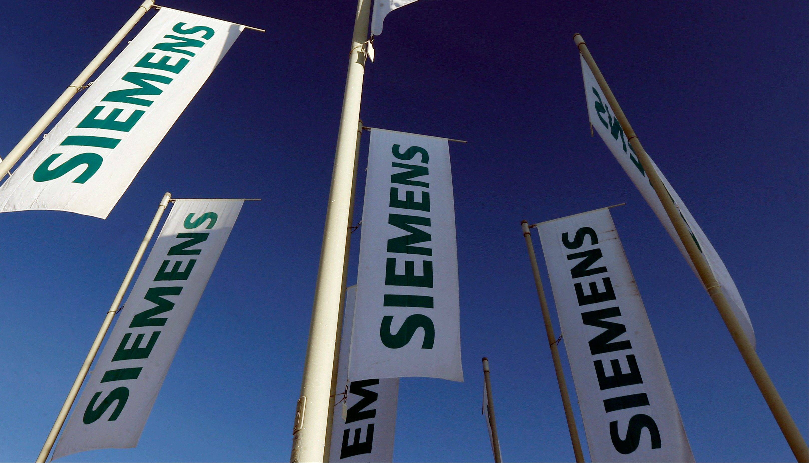Locally Siemens has operations in Buffalo Grove, Deerfield, Chicago, Hoffman Estates, Schaumburg, Glen Ellyn, Elk Grove, Mundelein, Oak Brook, Rolling Meadows and Wood Dale