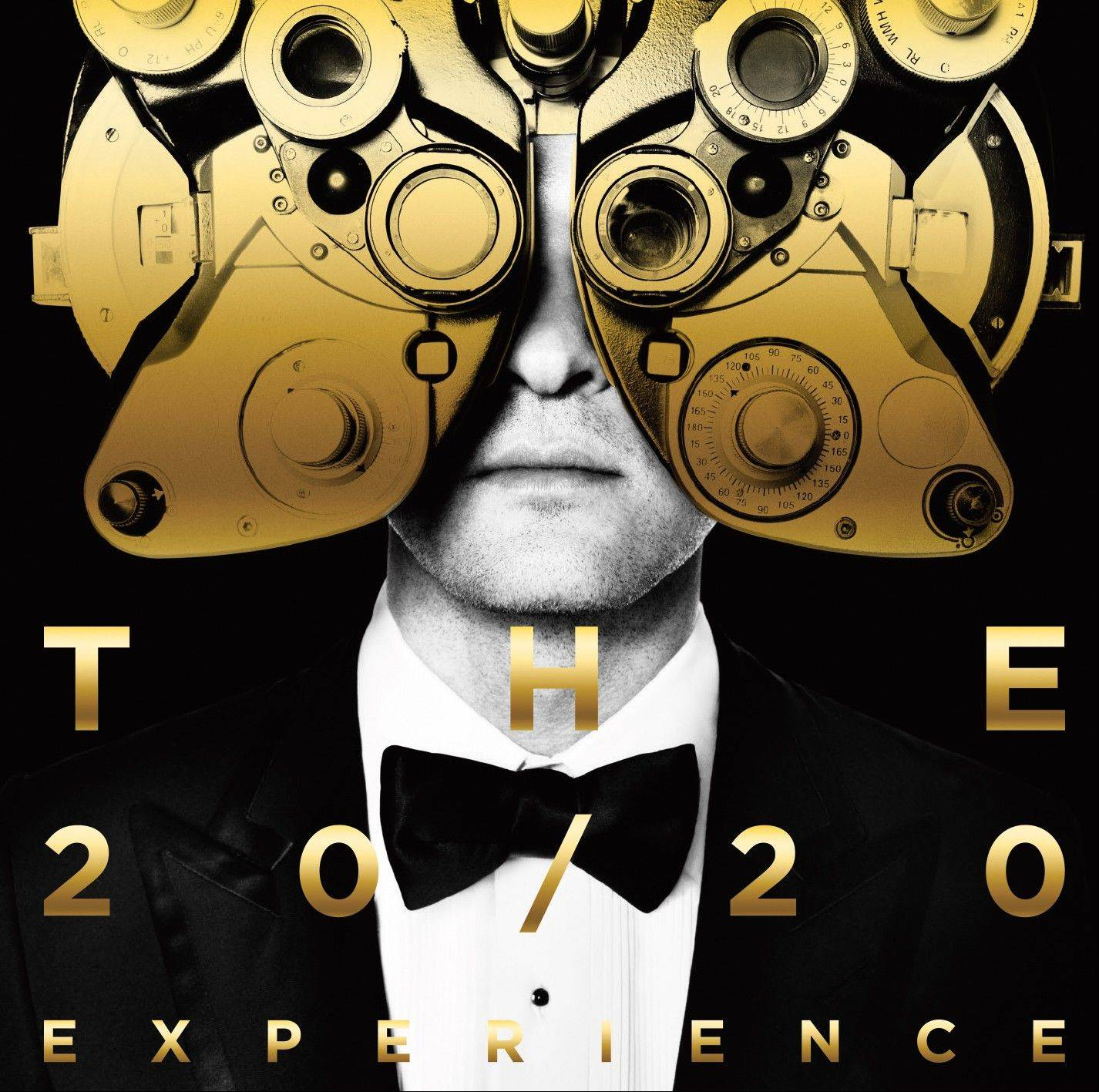 "Justin Timberlake, ""The 20/20 Experience 2 of 2"""