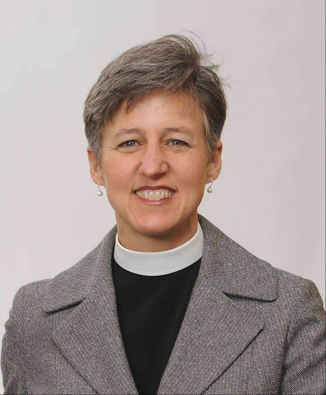 Rev. Elizabeth Jameson, rector, St. Simon's Episcopal Church, Arlington Heights