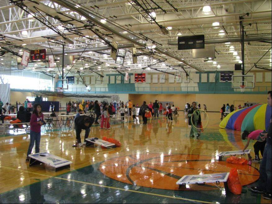 The Waukegan Park District will host a Worldwide Day of Play event from 11 a.m. to 2 p.m. Saturday, Oct. 5, at the Field House Sports and Fitness Center.
