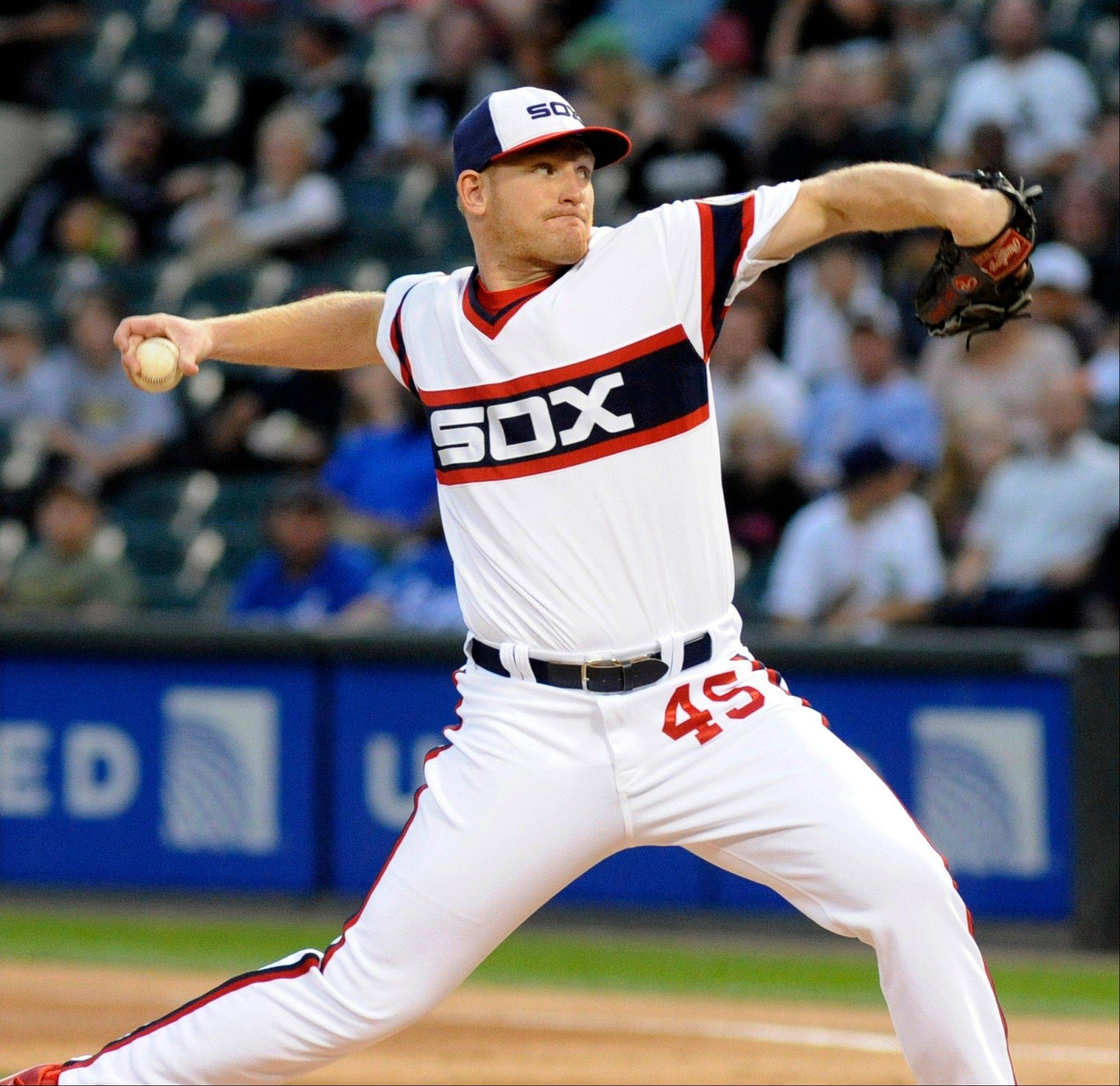 White Sox pitcher Erik Johnson allowed 5 runs and struck out 13 over 18 innings in his final 3 starts.