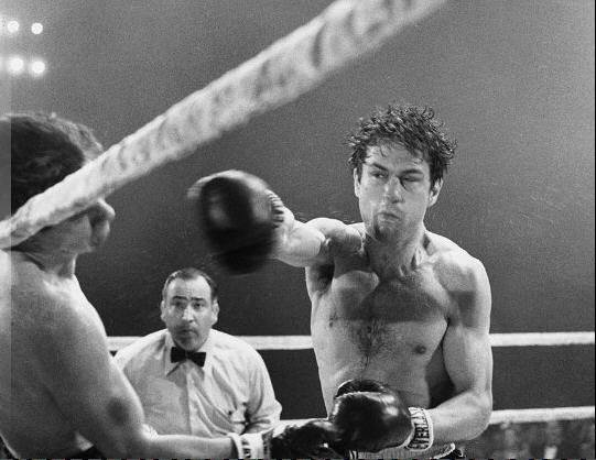 The U.S. Supreme Court agreed to hear a dispute over the rights to the 1980 Oscar-winning movie �Raging Bull,� starring Robert DeNiro as boxer Jake LaMotta.