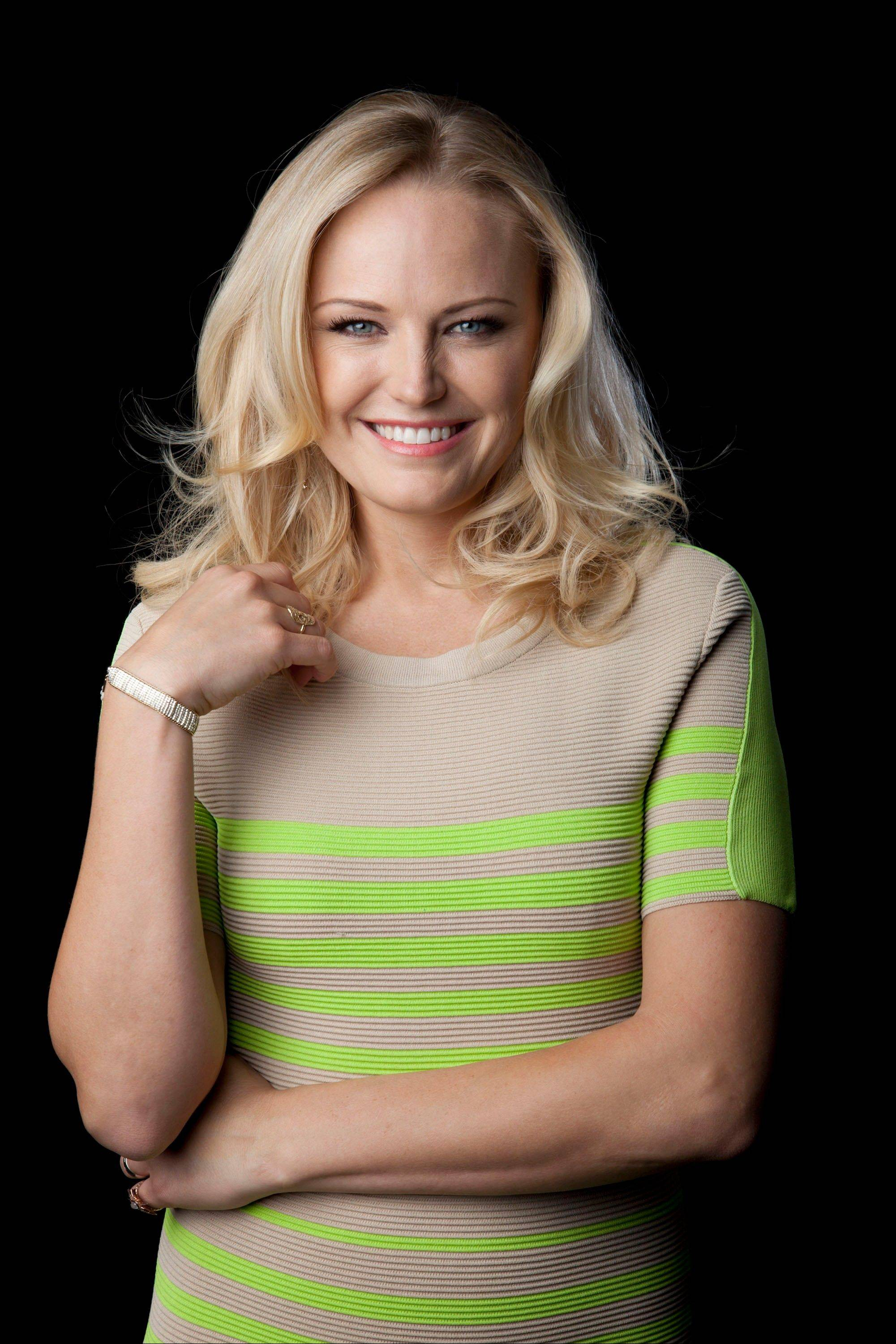 "Malin Akerman stars in the new ABC series ""Trophy Wife,"" airing at 8:30 p.m. Tuesdays."