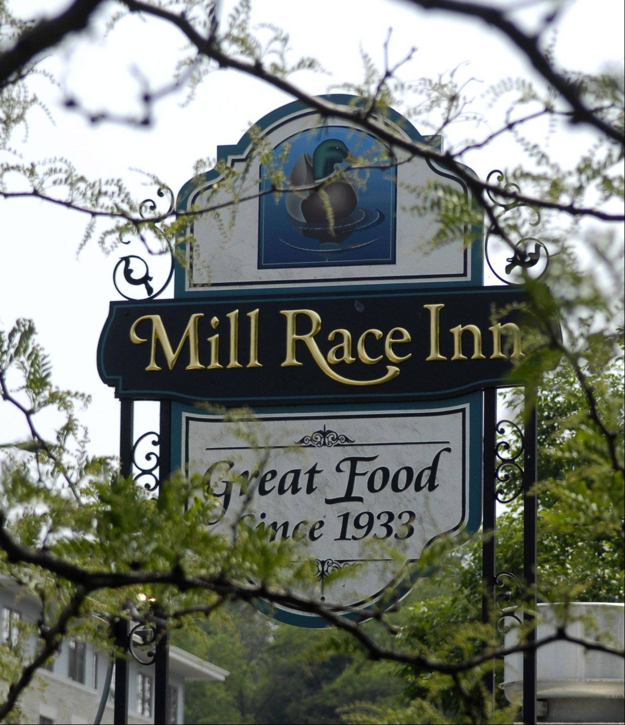 The Mill Race Inn opened in 1933 in Geneva and closed in 2011.