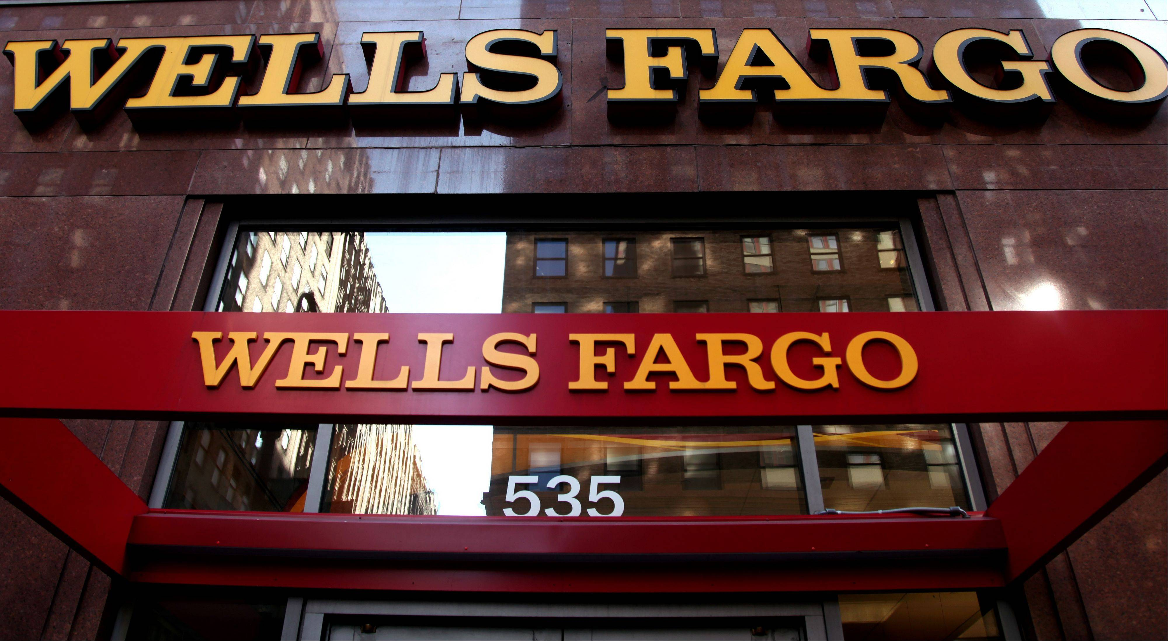 New York's attorney general says he's suing Wells Fargo to force compliance with terms of last year's national mortgage case settlement.
