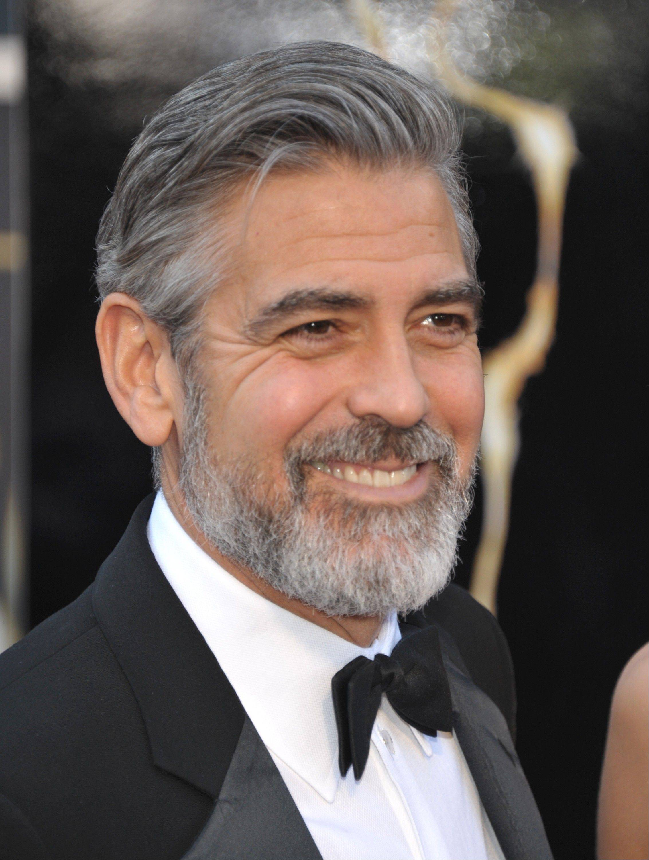 George Clooney knows the country is going through a tough time with the partial government shutdown. But the actor is optimistic that �cooler heads will prevail� and things will get back to normal.
