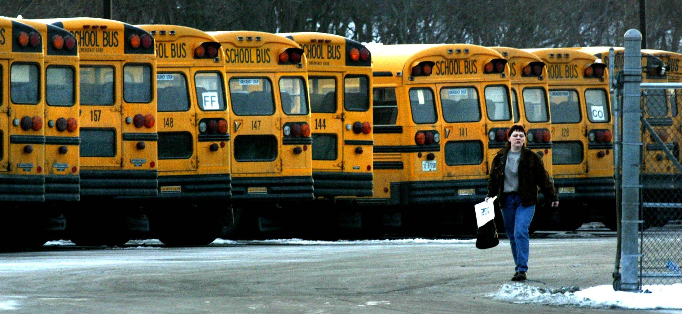 Officials from Community Unit District 300 have ordered an independent review of its school bus system, which some parents say is rife with broken equipment on the buses and subject to regular breakdowns. The district contracts with Warrenville-based Durham School Services to transport 15,000 children to school daily.
