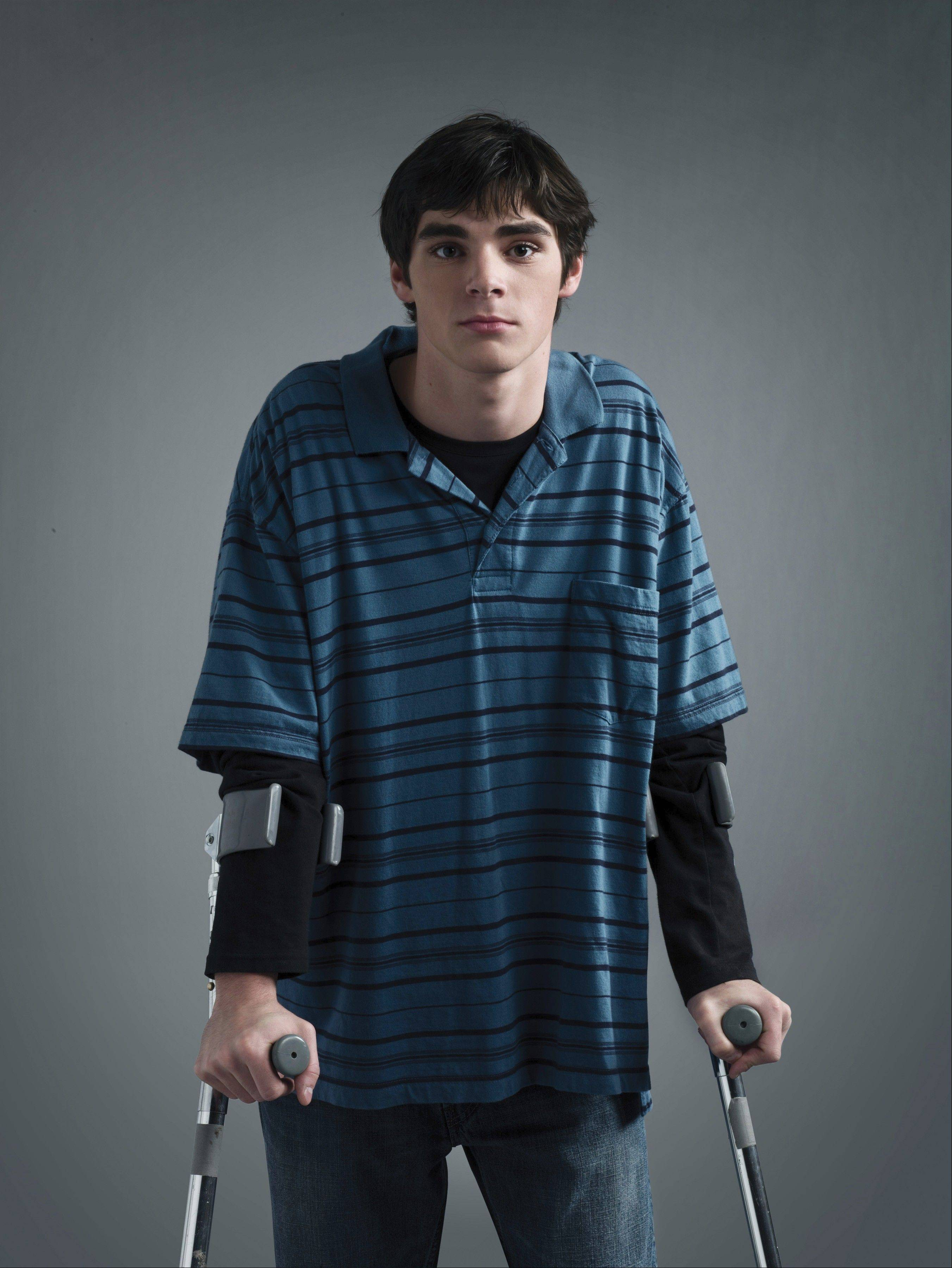 """Breaking Bad"" star R.J. Mitte will appear Tuesday, Oct. 8 at Harper College in Palatine. Mitte will discuss overcoming adversity in his life and take questions from the audience."