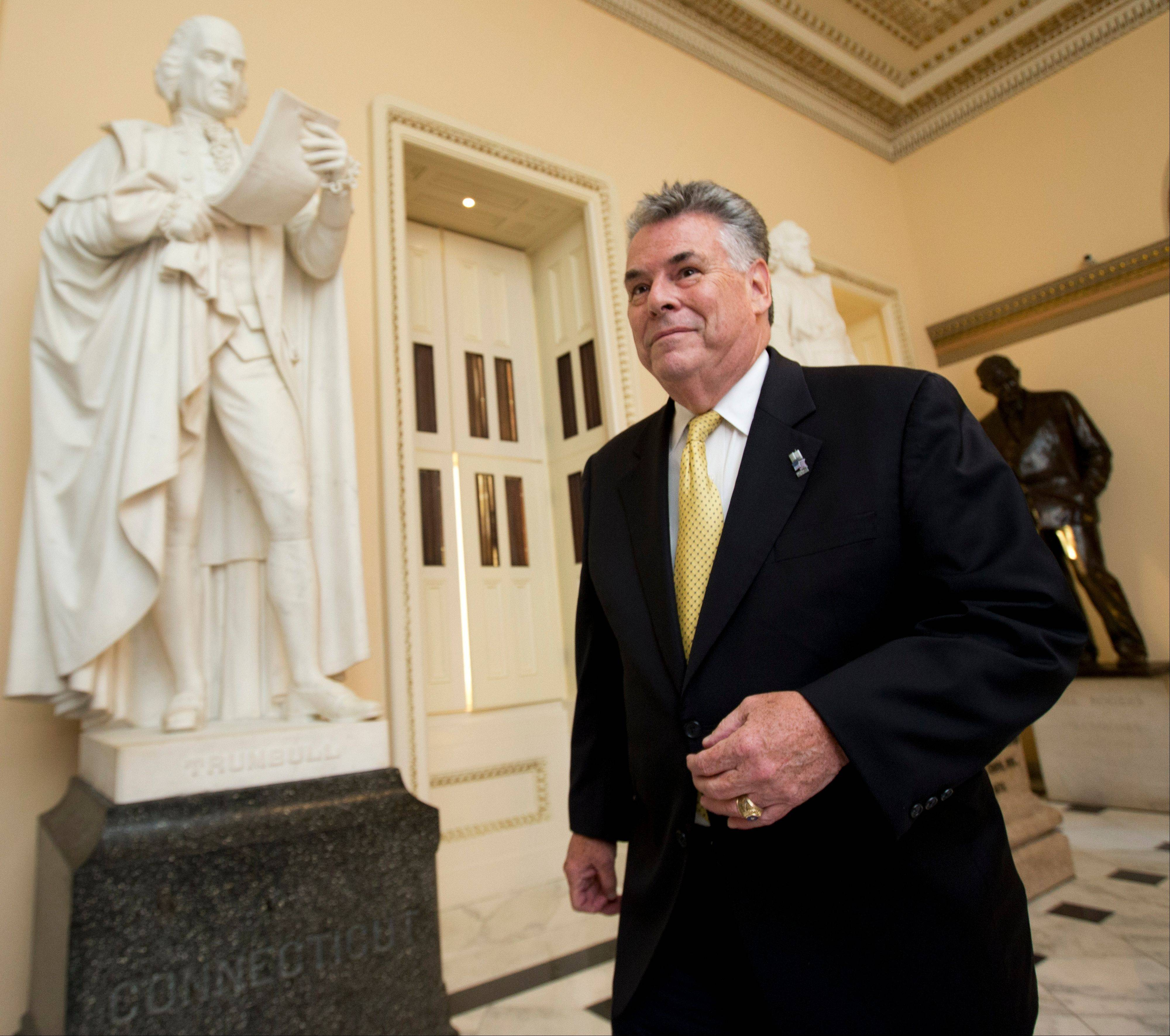 House's two Kings personify GOP split