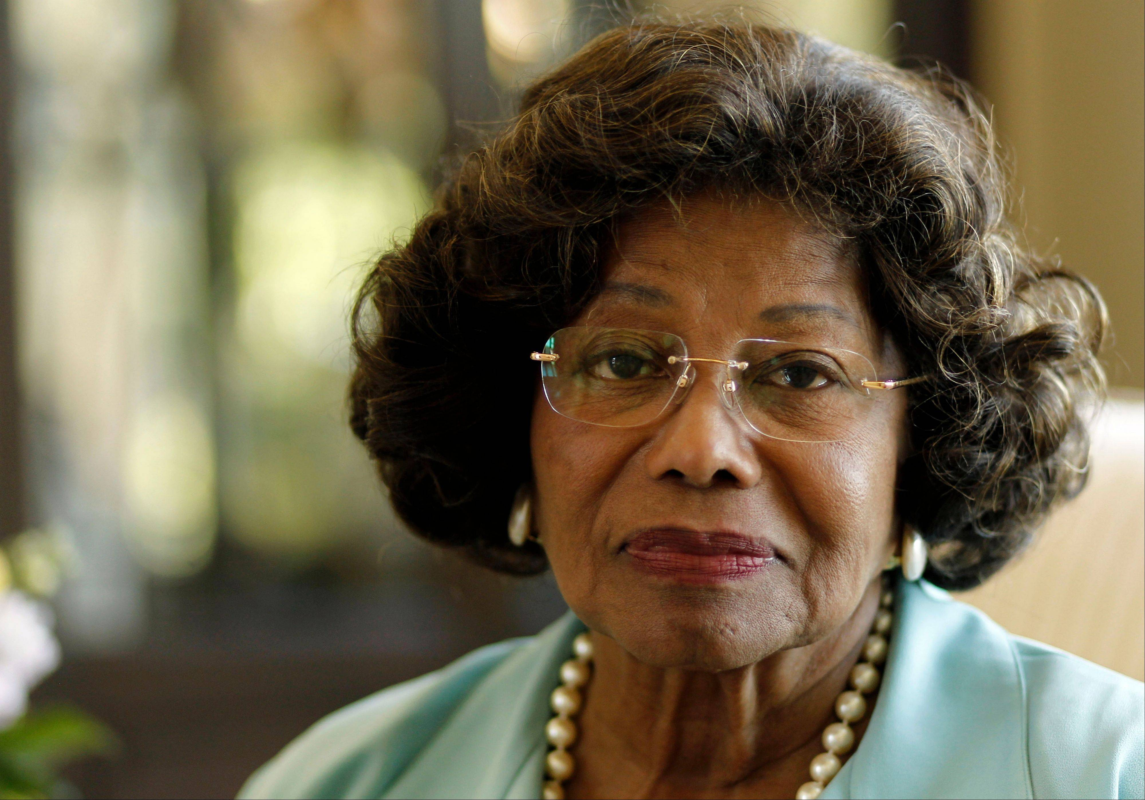 Katherine Jackson, mother of Michael Jackson, claimed her son's concert promoter was responsible for hiring the doctor convicted of causing his 2009 death.