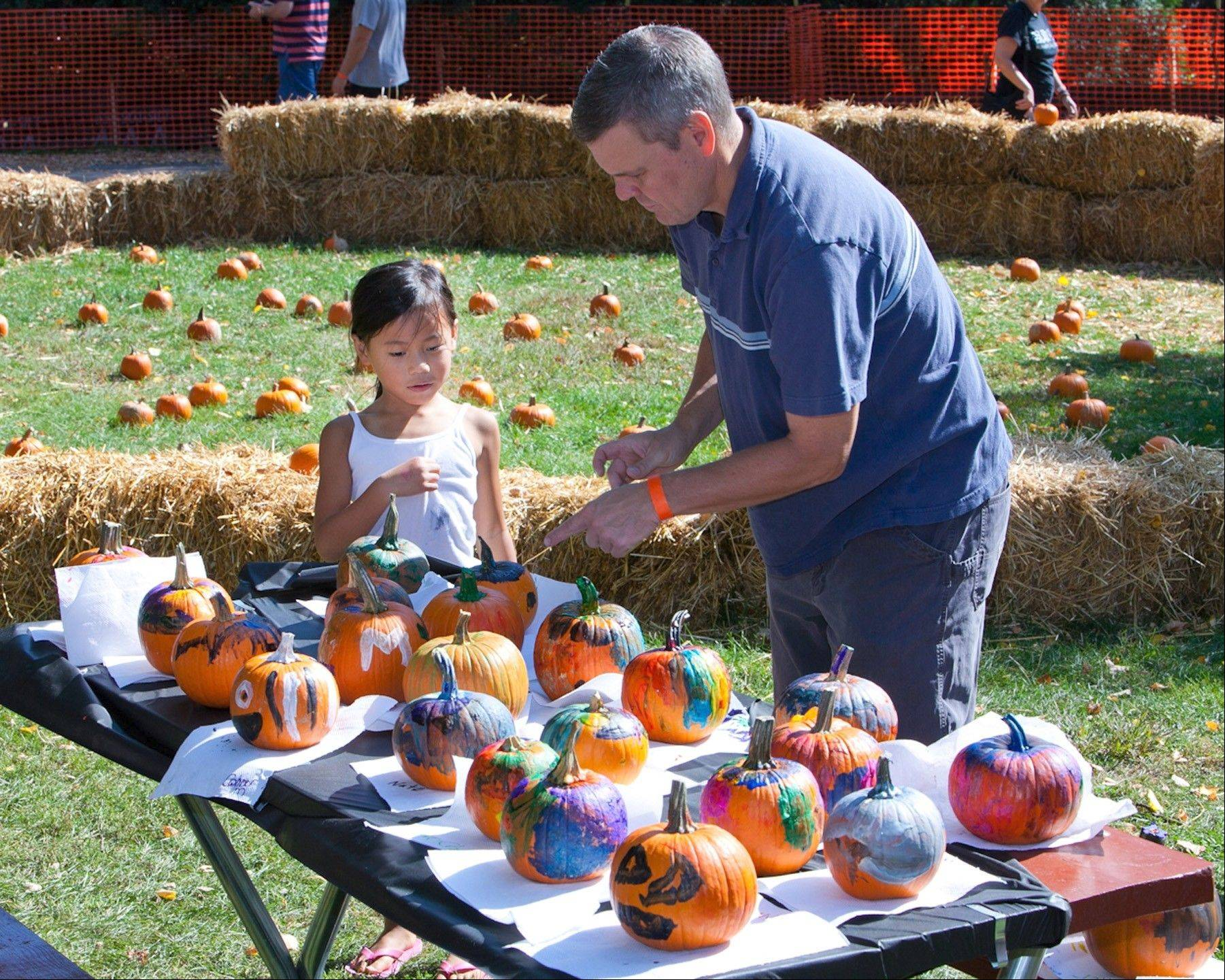 Pumpkin Weekends -- at Blackberry Farm throughout October -- are all about fall, with a pumpkin patch, train rides and many more festive activities to celebrate the season and the spirit of Halloween.