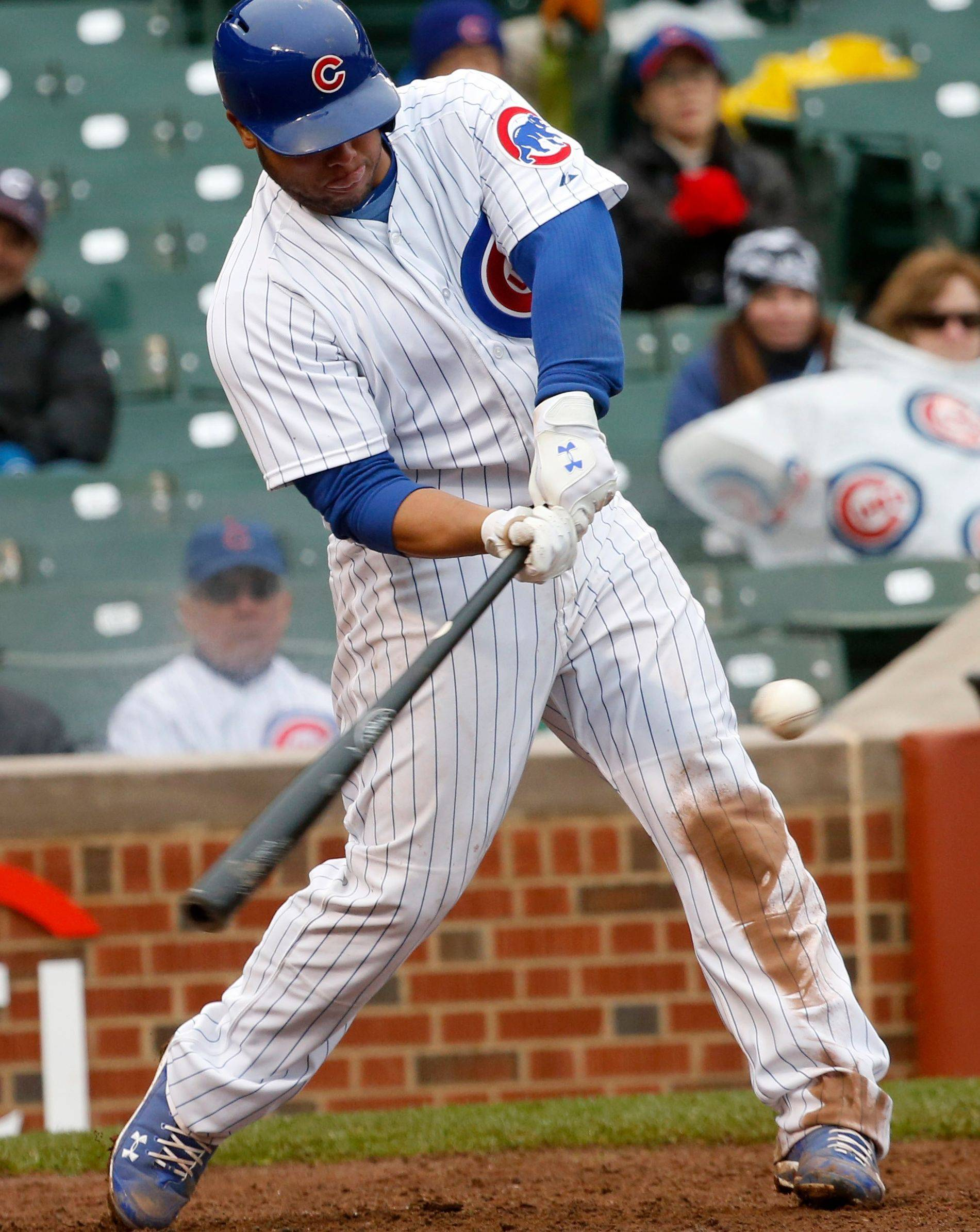 Cubs catcher Welington Castillo had a solid and productive season for the Cubs, who need more offensive spark from almost every position next season.