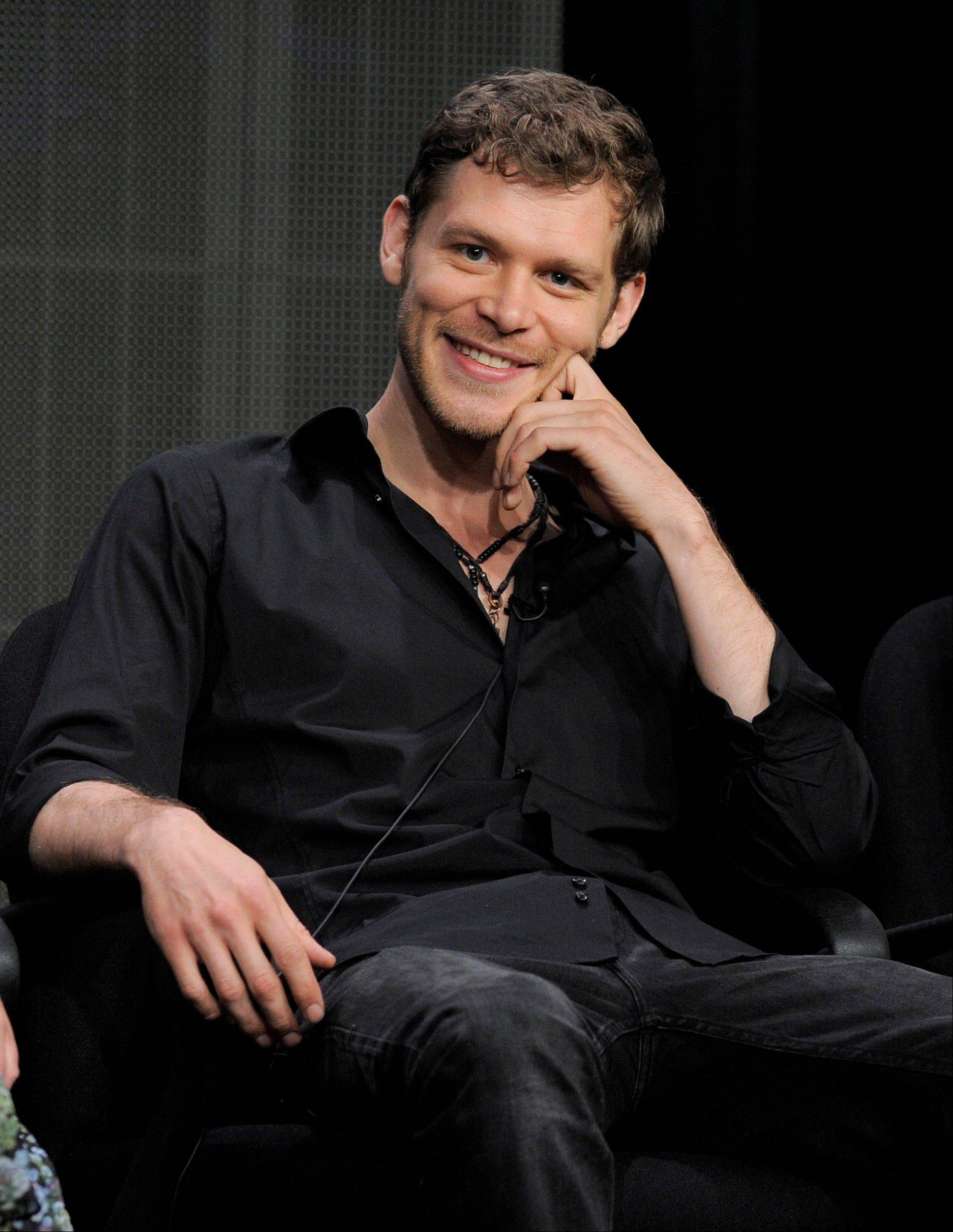 Joseph Morgan stars in �The Originals,� a spinoff of �The Vampire Diaries,� that premieres at 8 p.m. Thursday, Oct. 3, on The CW.