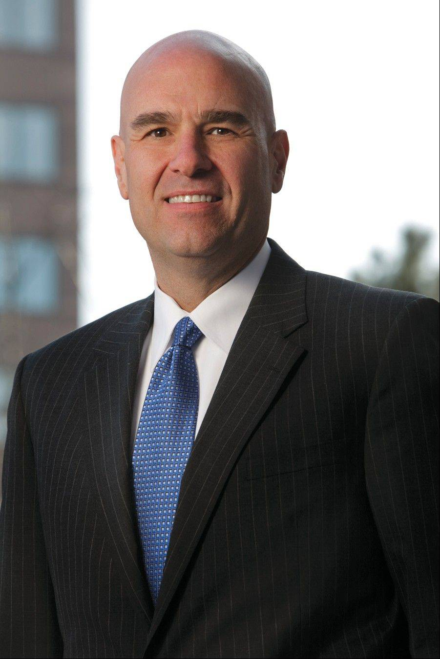 Greg Bedalov, president and CEO of Choose DuPage
