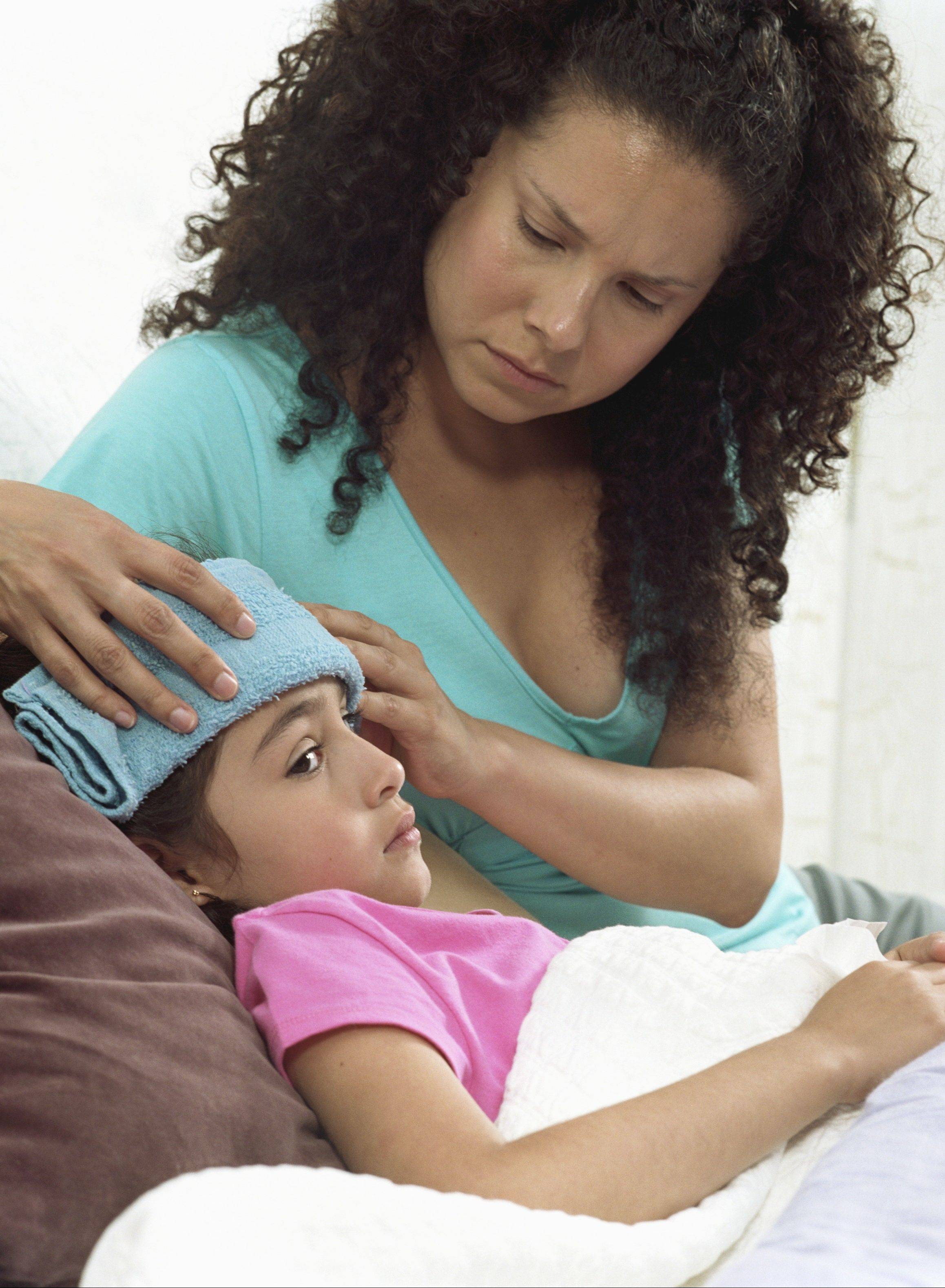Nausea and vomiting are common in children and typically don't last long.
