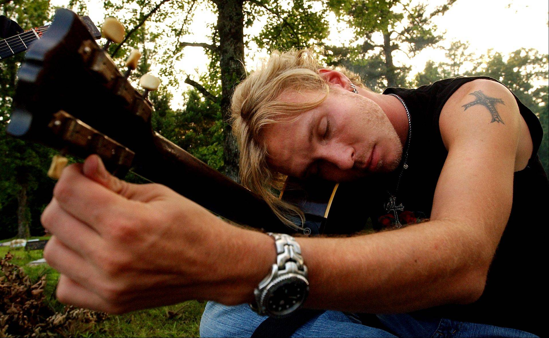 Blues musician Kenny Wayne Shepherd performs at 6 p.m. Sunday, Oct. 27, at North Central College's Wentz Concert Hall in Naperville.