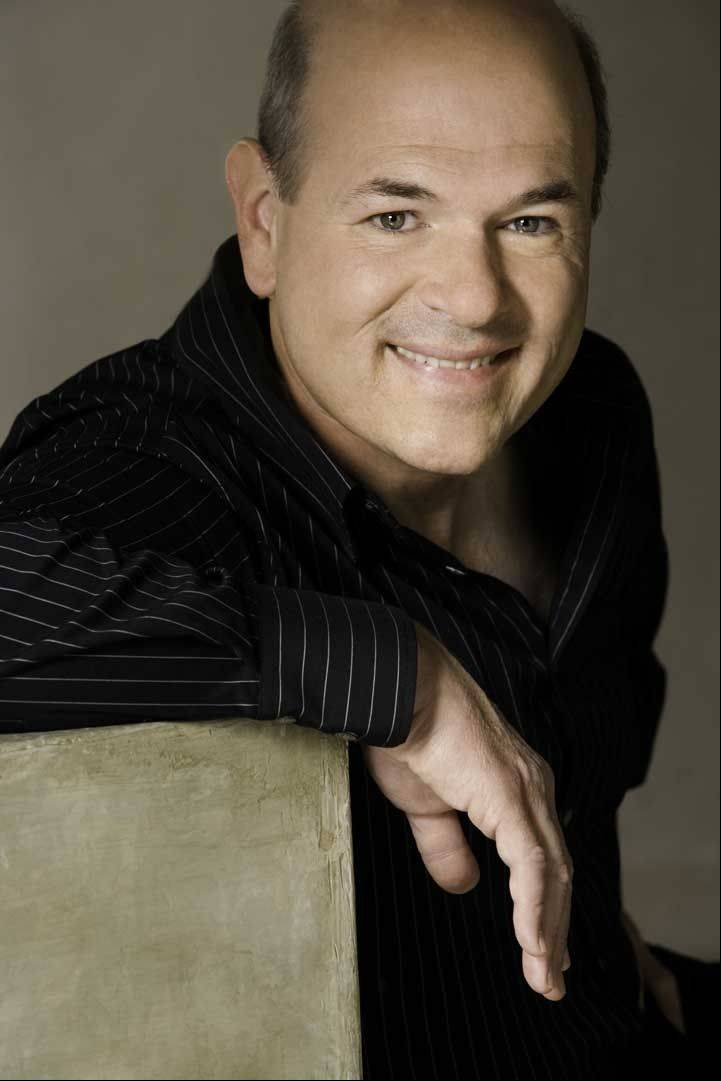 Comedian/actor Larry Miller appears Saturday, Oct. 12, at Elgin Community College's Arts Center.