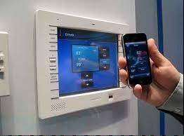 New advances in technology allow you to control lighting, entertainment, security and temperature-control systems using a smartphone.