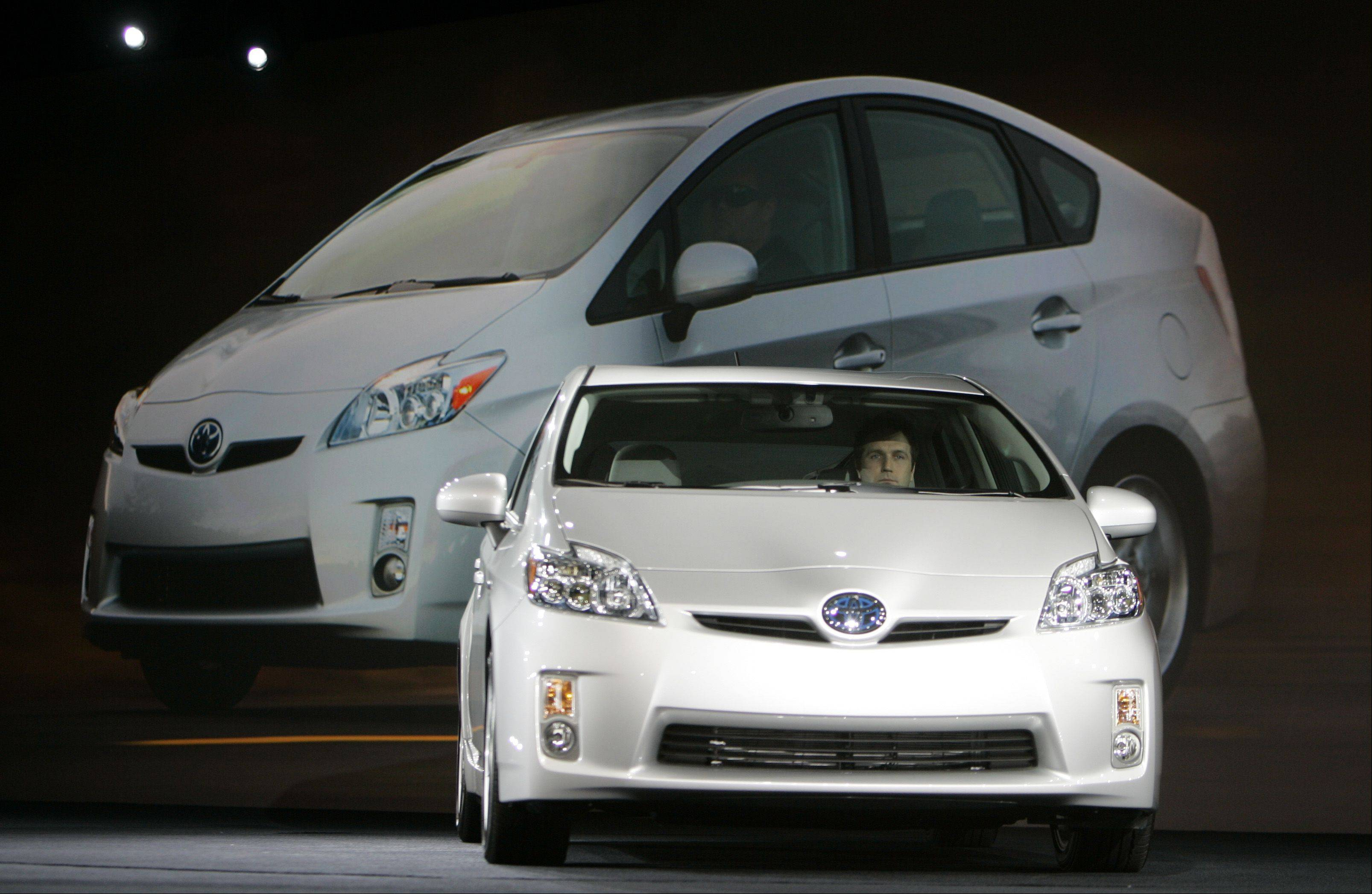 Prius and other hybrids are now staples in the Toyota line, and they could account for more than half of the company's U.S. sales in the next five years.