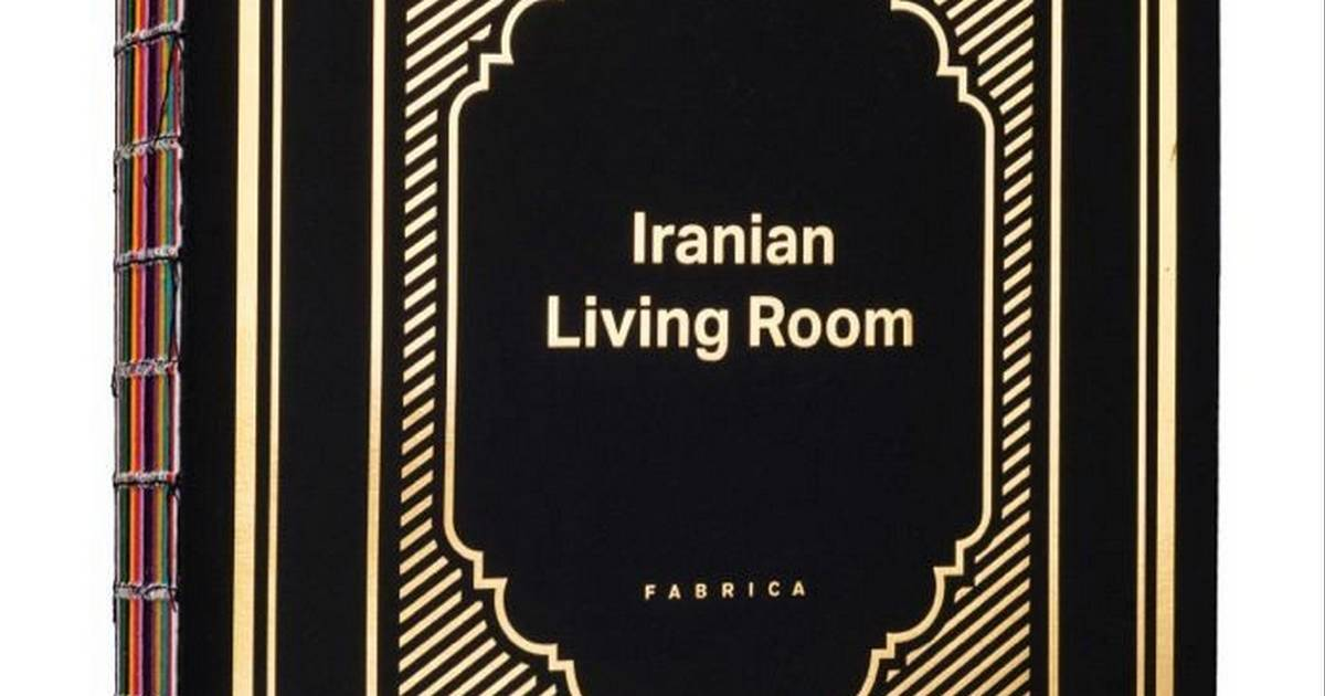 What does an iranian living room look like for Channel 10 the living room facebook