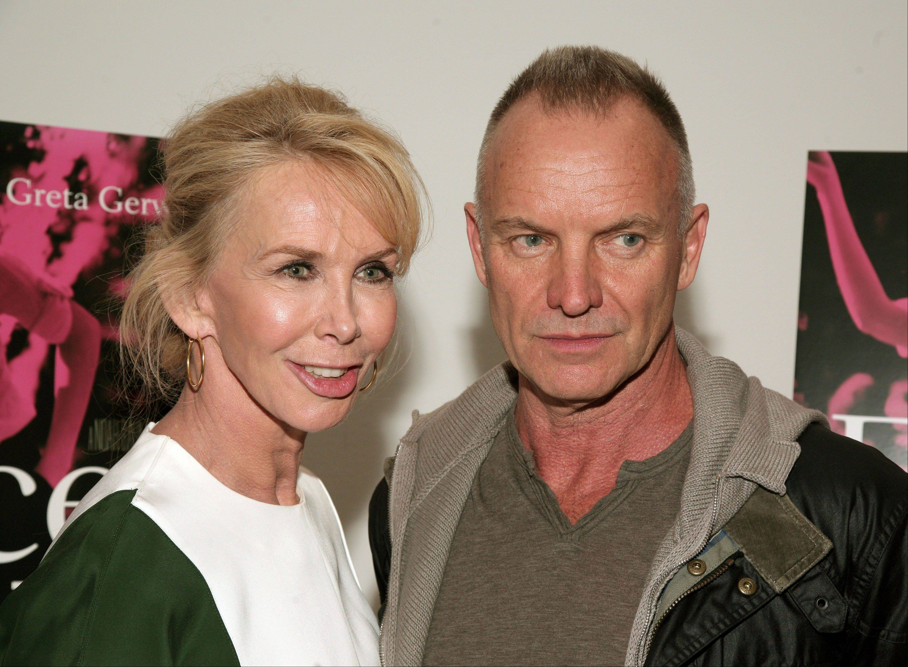 Trudie Styler, wife of Sting and a former member of the Royal Shakespeare Company, has only lately returned to the stage after many years as a film producer, businesswoman, philanthropist, environmentalist and yoga instructor.