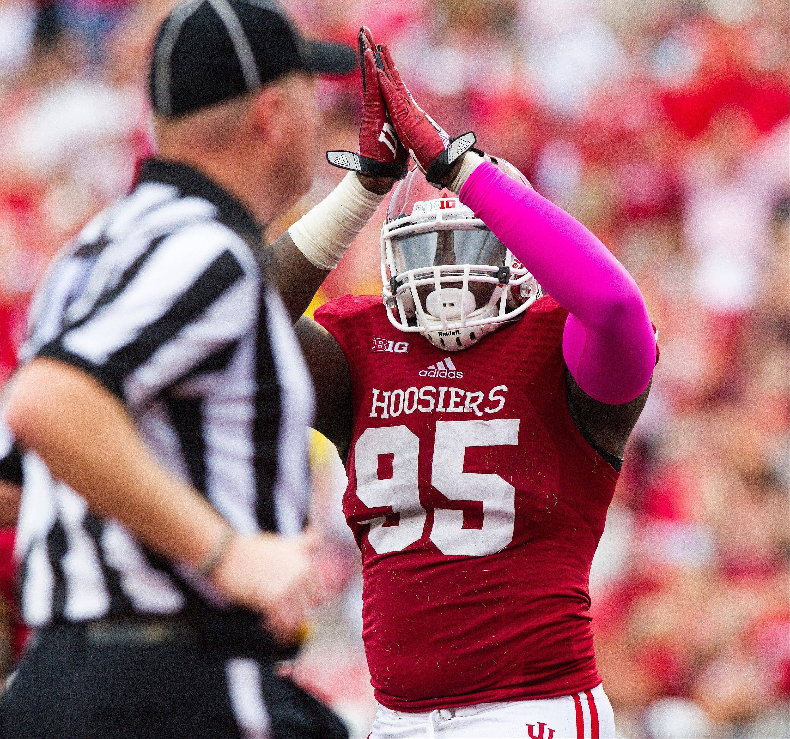 Hoosiers hoping to change course on the road