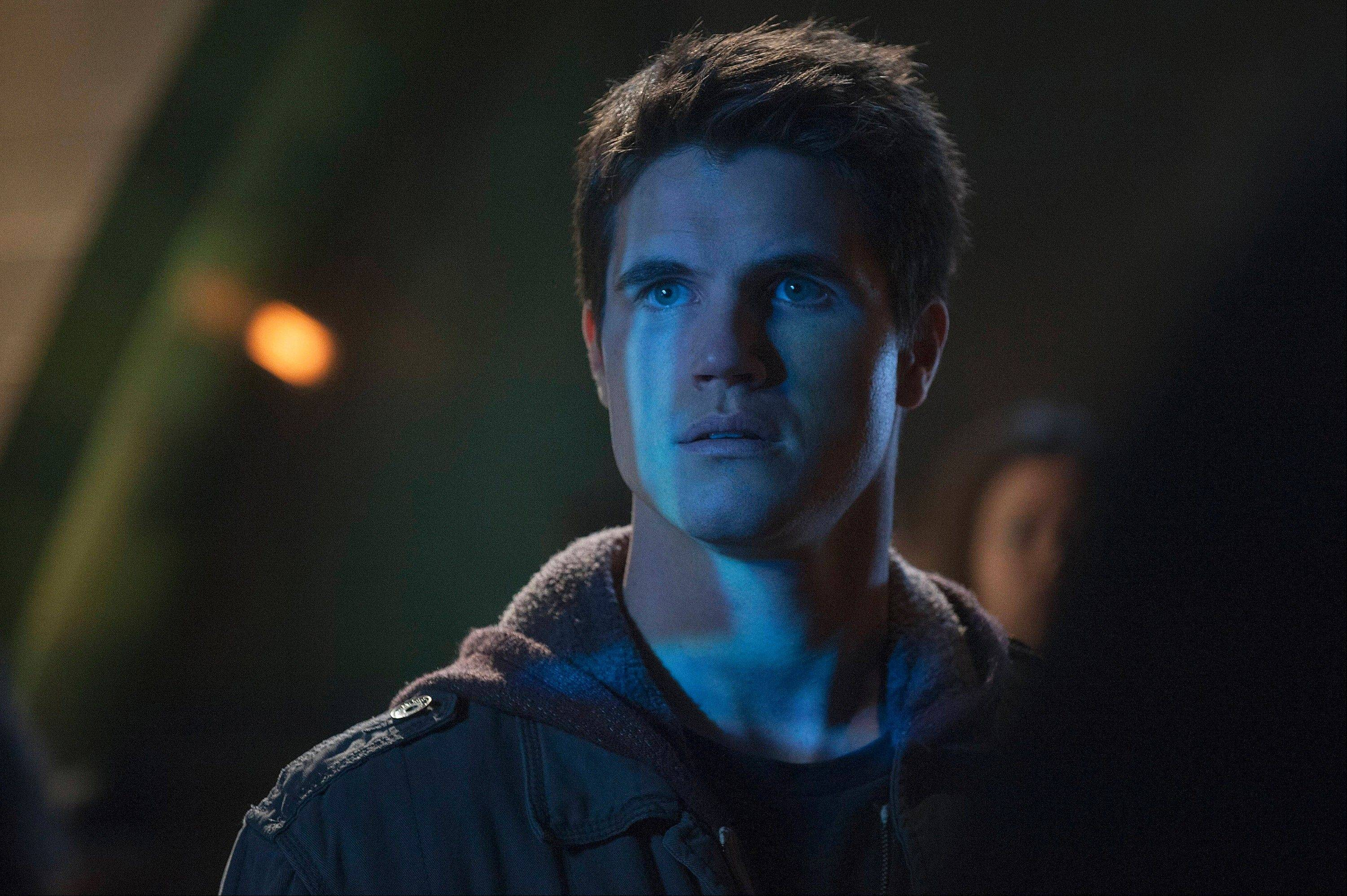 "Stephen (Robbie Amell) discovers he has special powers in The CW's new supernatural drama ""The Tomorrow People."""