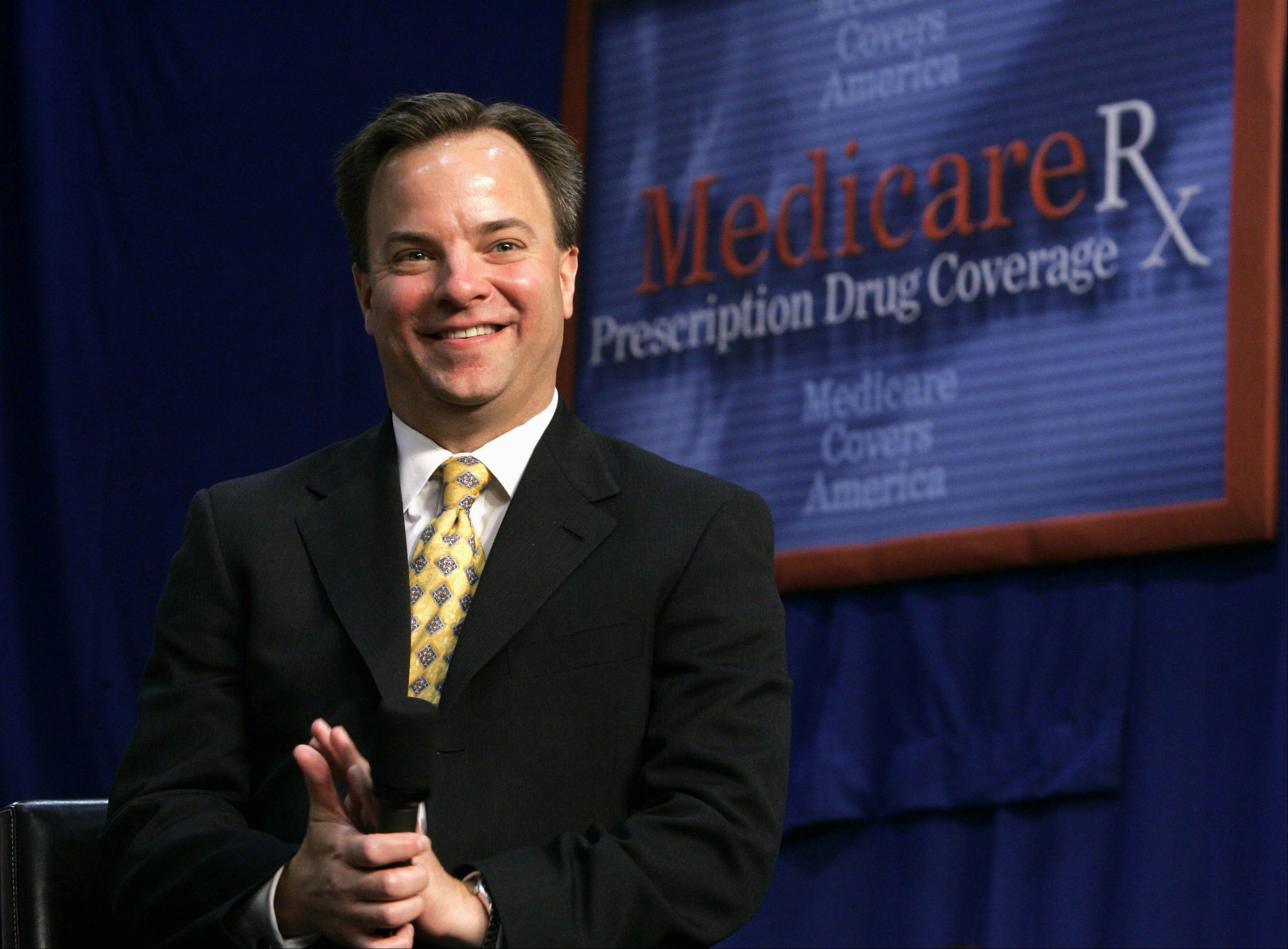 Mark McClellan, who ran Medicare during the prescription program rollout in 2006, said that during that time he had detailed daily tracking stats, and he's sure the Obama administration must have at least the same level of information.
