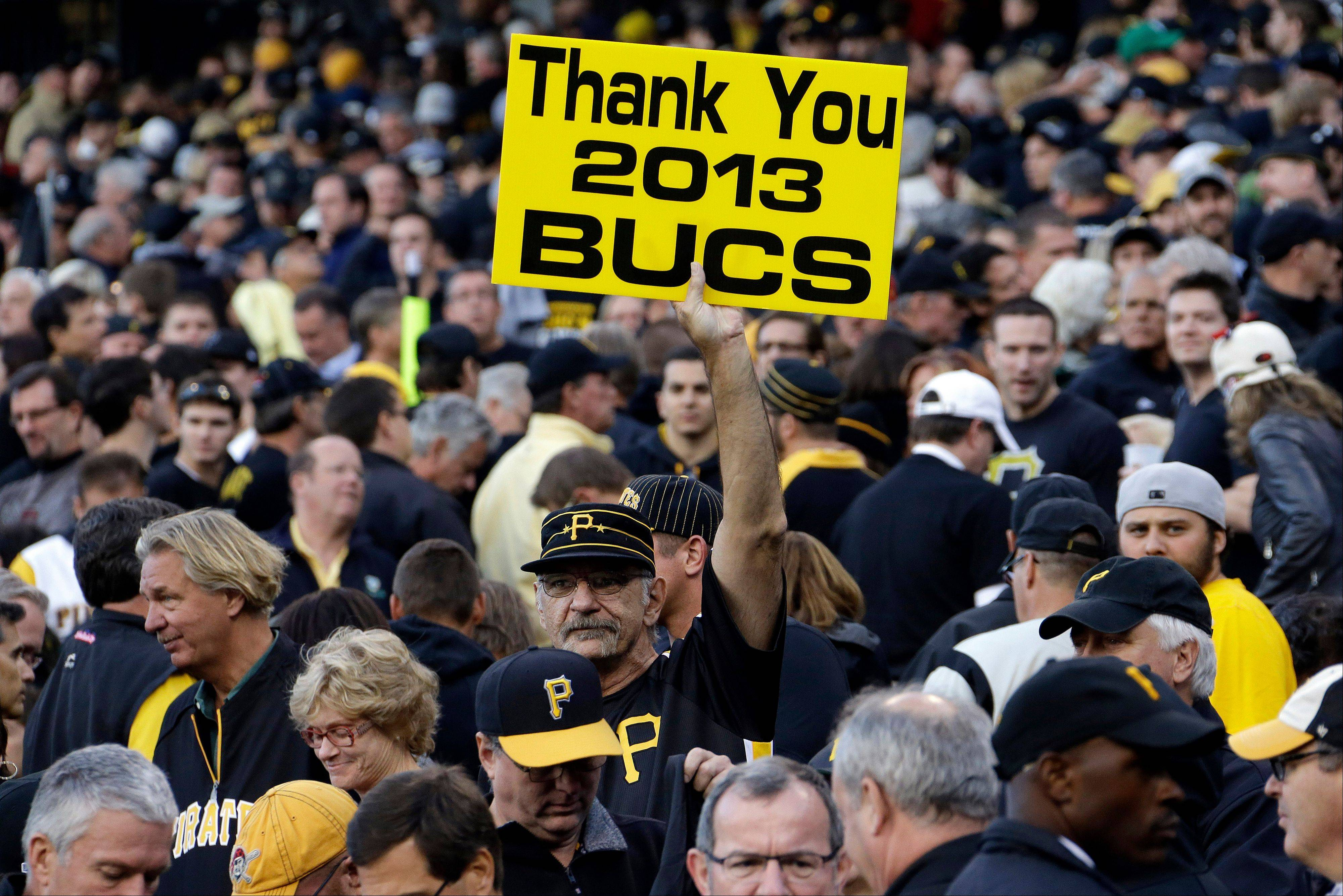 The Pittsburgh Pirates and their fans seem to have replaced the Cubs as baseball�s darlings.