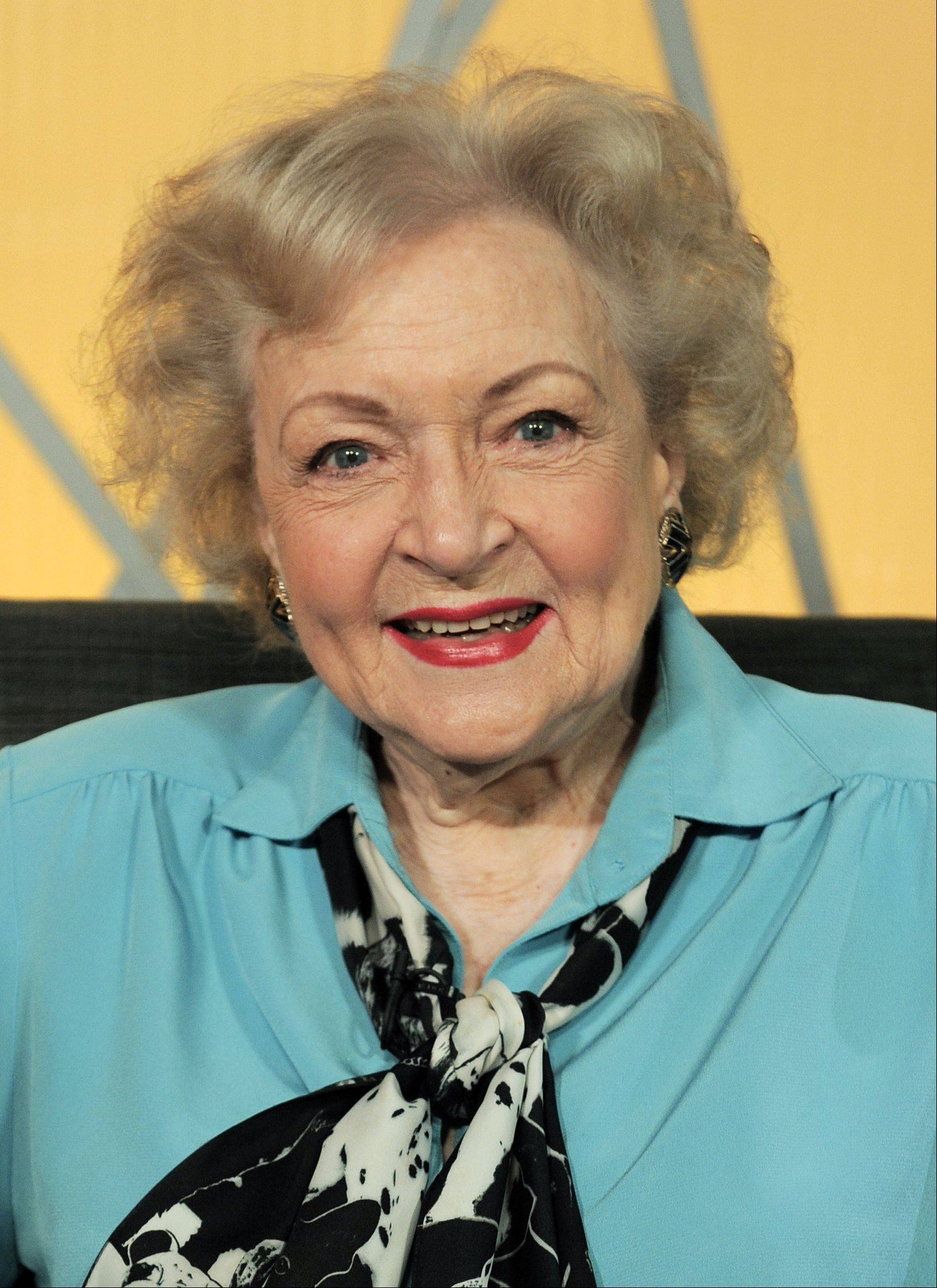 Actress and animal lover Betty White is joining the collection in wax at the Madame Tussauds museum in Washington.