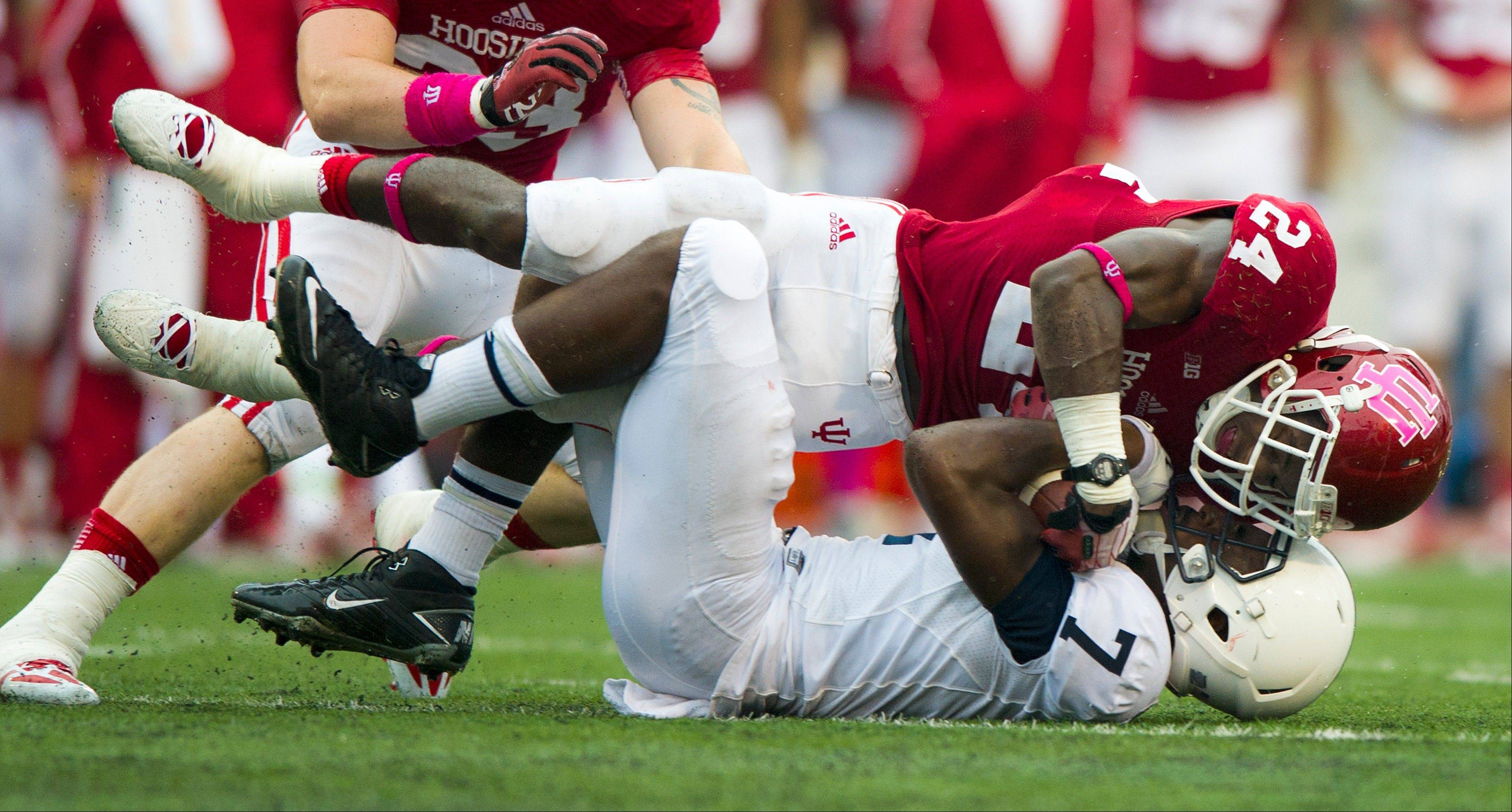Nittany Lions keep a sense of calm amid struggles