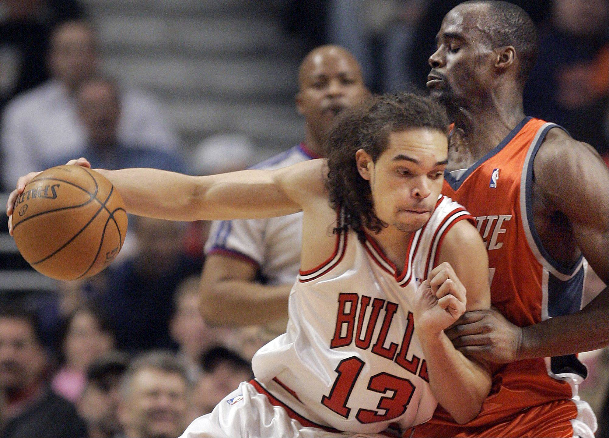 Chicago Bulls center Joakim Noah has signed an endorsement deal with sporting apparel brand Adidas.