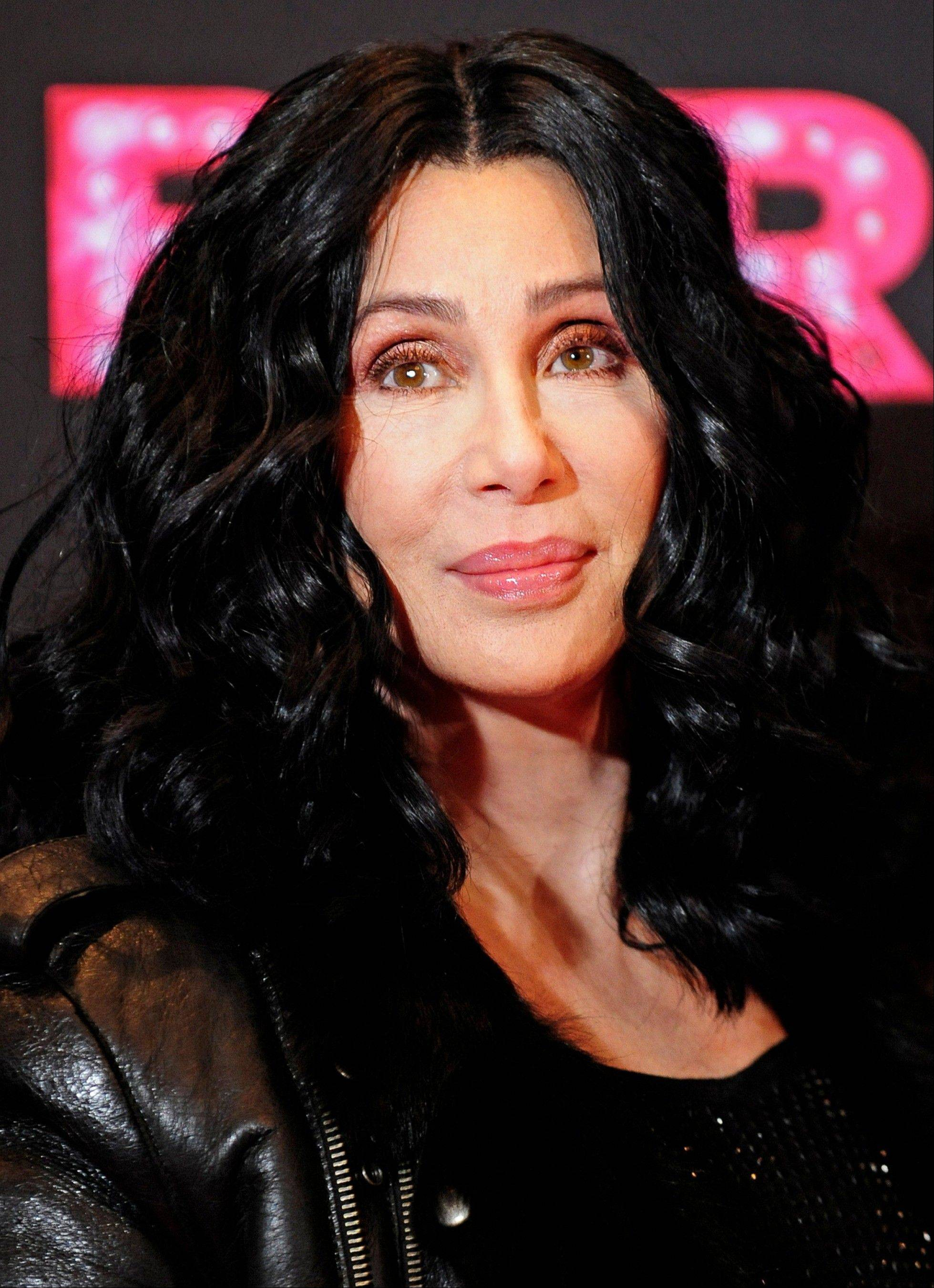 Cher's tour brings the singer to Rosemont's Allstate Arena on June 7.